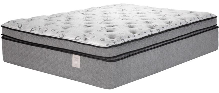 Justice Pinnacle Point TXL Pinnacle Point+Ergo Smart Base by Justice Furniture & Bedding at Crowley Furniture & Mattress