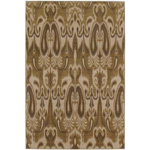 5.3 x 8.3 Area Rug : Wheat