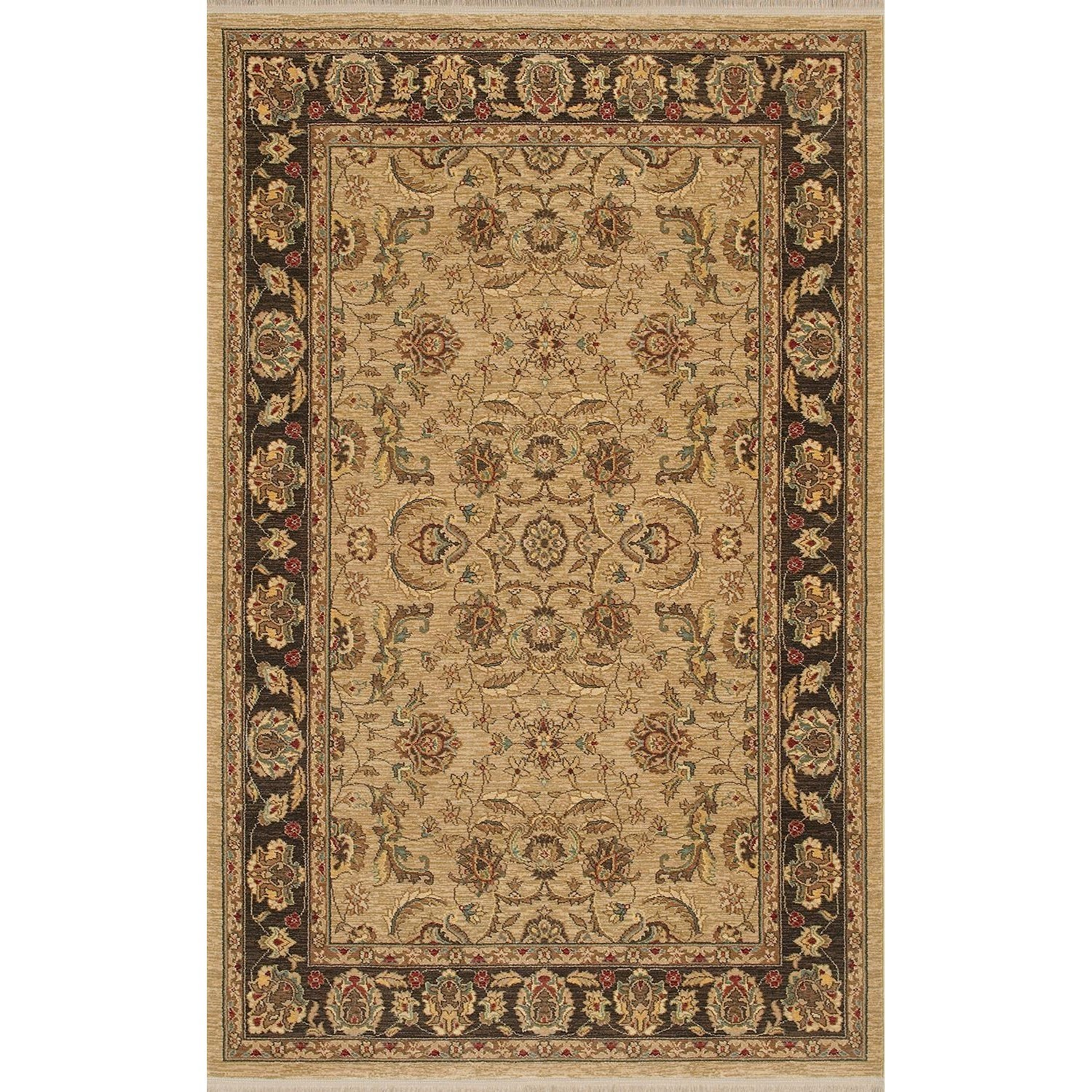 Ashara 4'3x6' Toscano Rug by Karastan Rugs at Alison Craig Home Furnishings