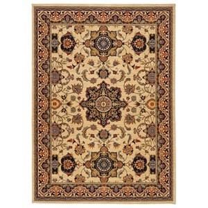 9'2x13' Manchester Ivory Rug