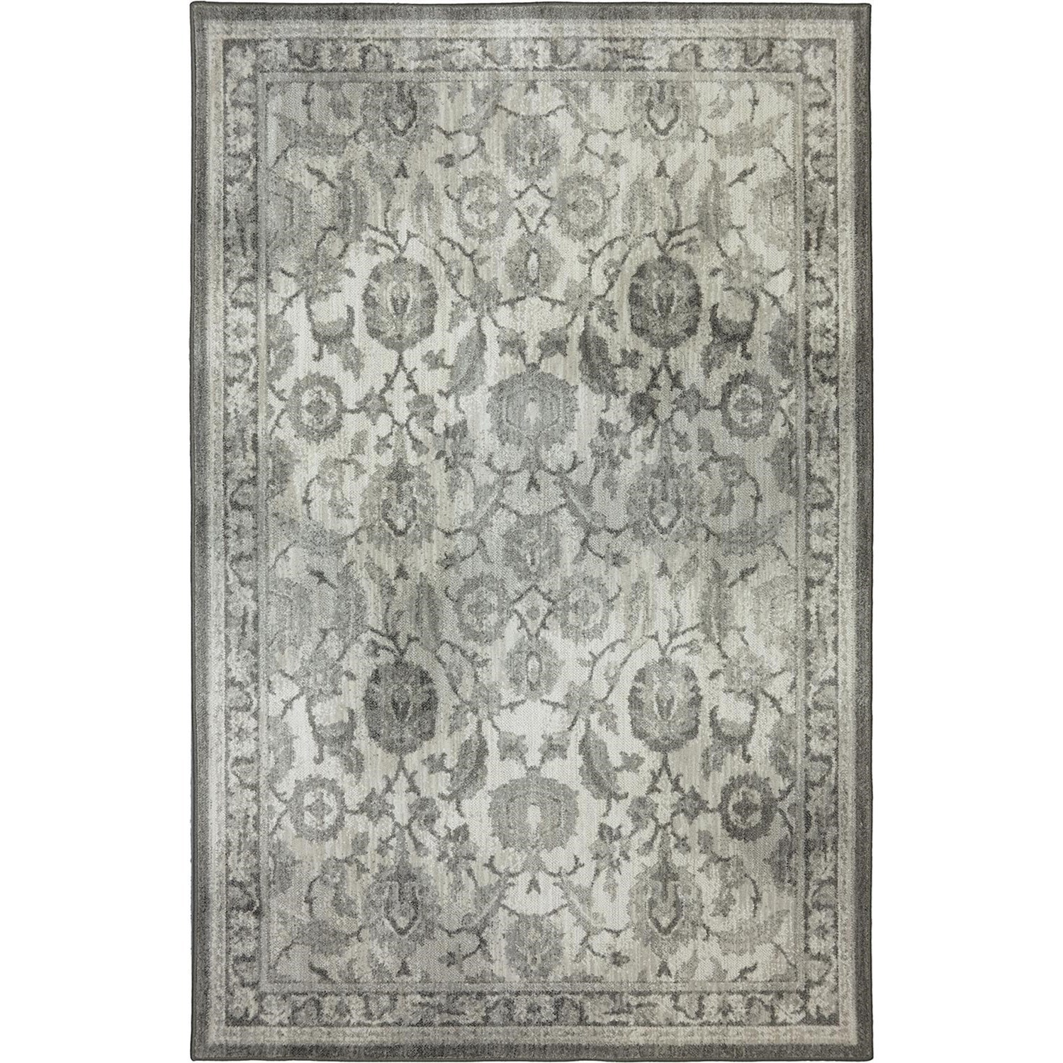Euphoria 9'6x12'11 New Ross Ash Grey Rug by Karastan Rugs at Alison Craig Home Furnishings