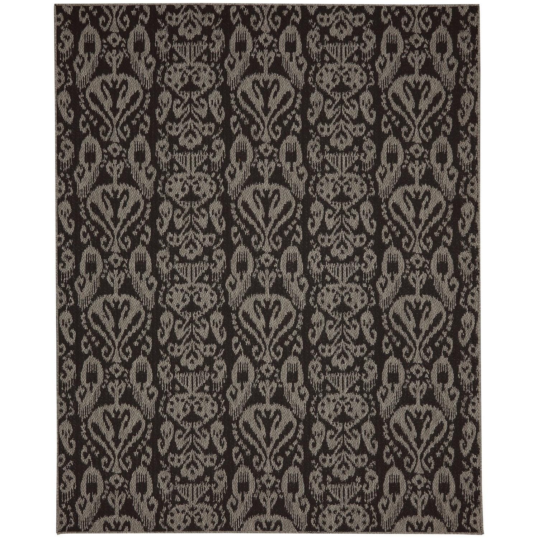 Portico 8'x10' Rectangle Ornamental Area Rug by Karastan Rugs at Alison Craig Home Furnishings