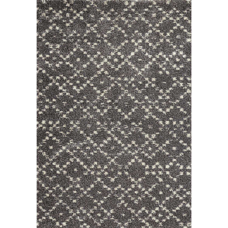 Prima Shag 10'6x13'2 Zenata Taupe Rug by Karastan Rugs at Darvin Furniture