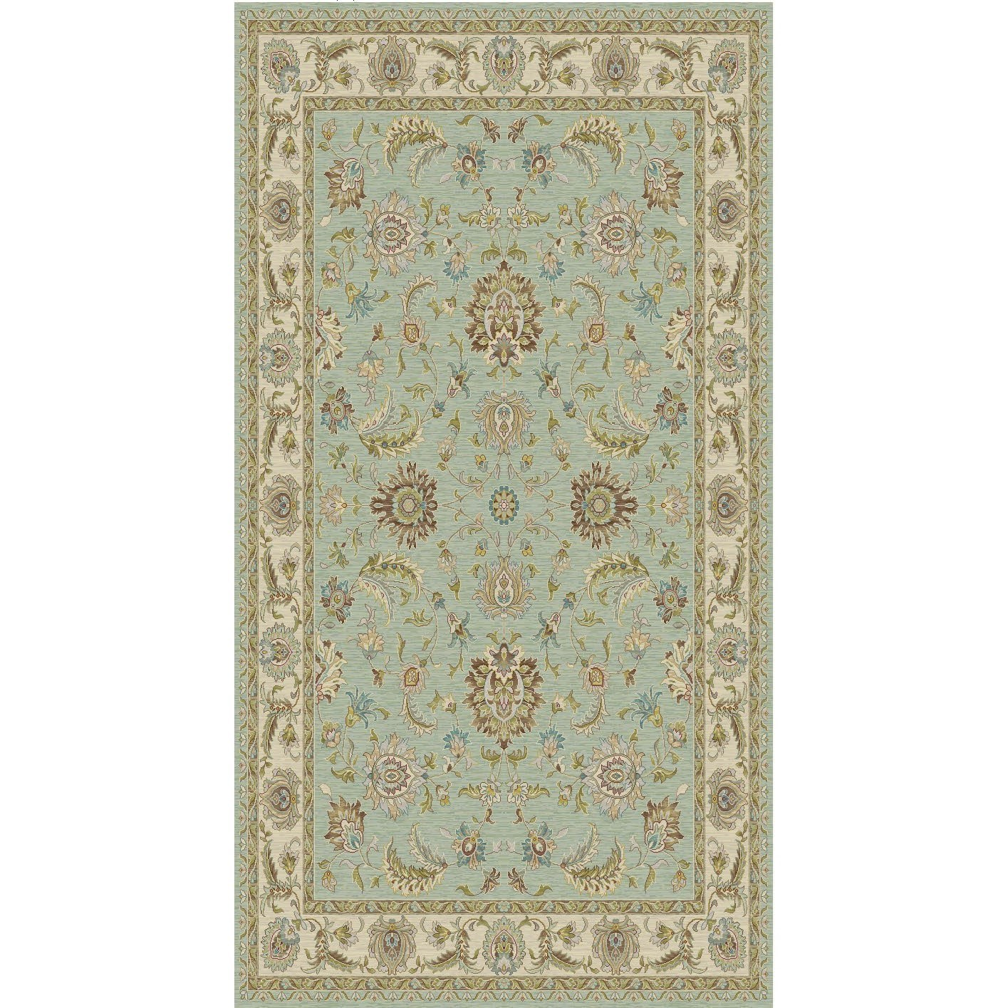 Sovereign 10'x14' Rectangle Ornamental Area Rug by Karastan Rugs at Darvin Furniture