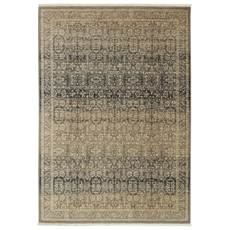 Titanium 5'3x7'10 Verta Gray Rug by Karastan Rugs at Darvin Furniture