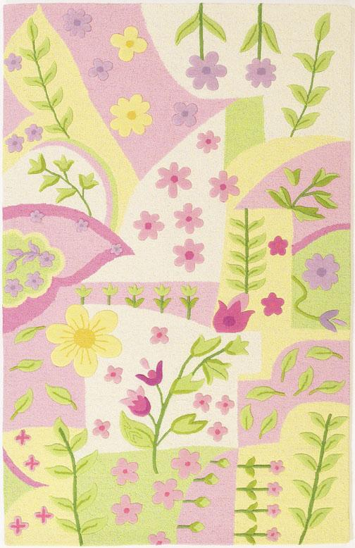 5 x 7.6 Area Rug : Lavender