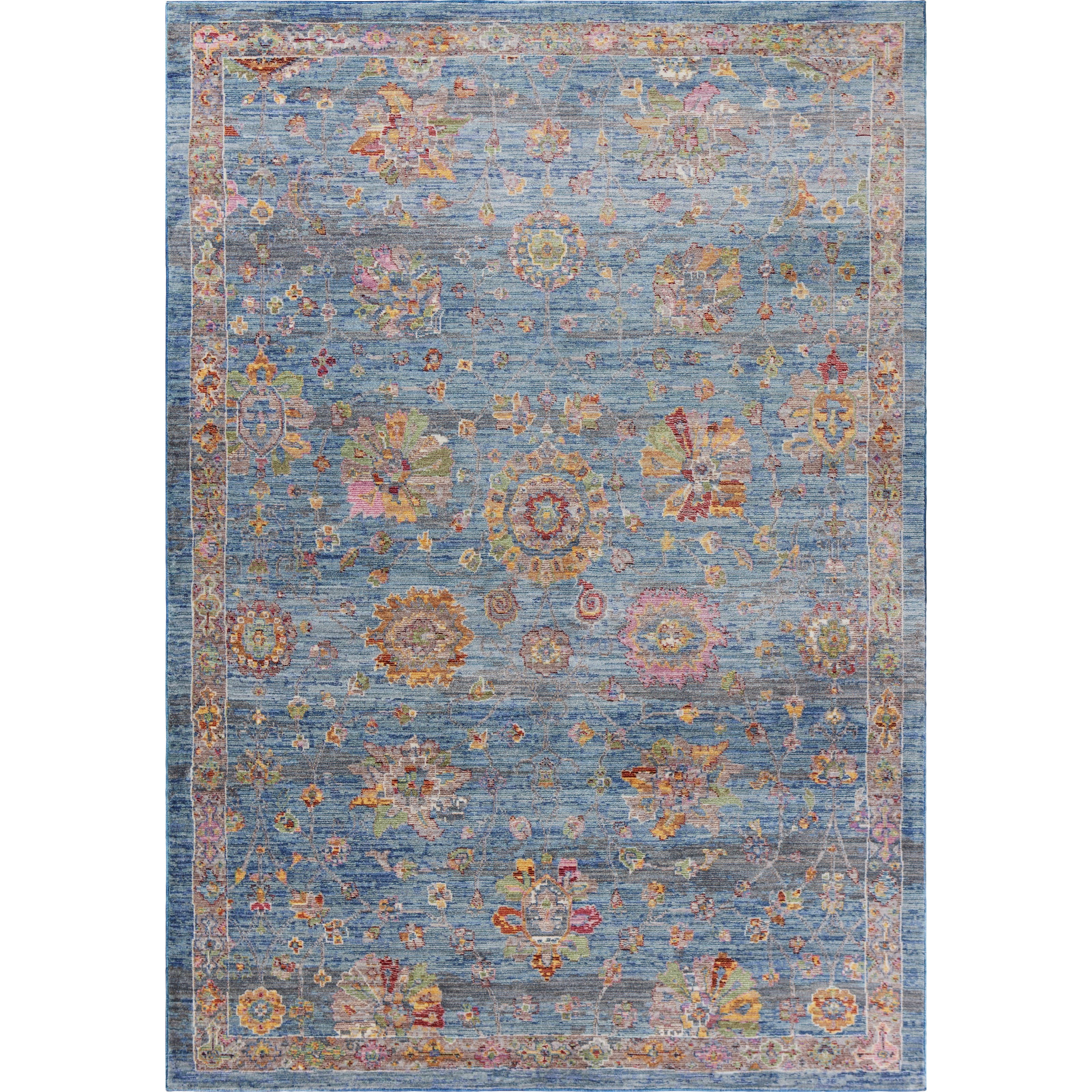 "Ashton 7'7"" X 5'3"" Area Rug by Kas at Zak's Home"