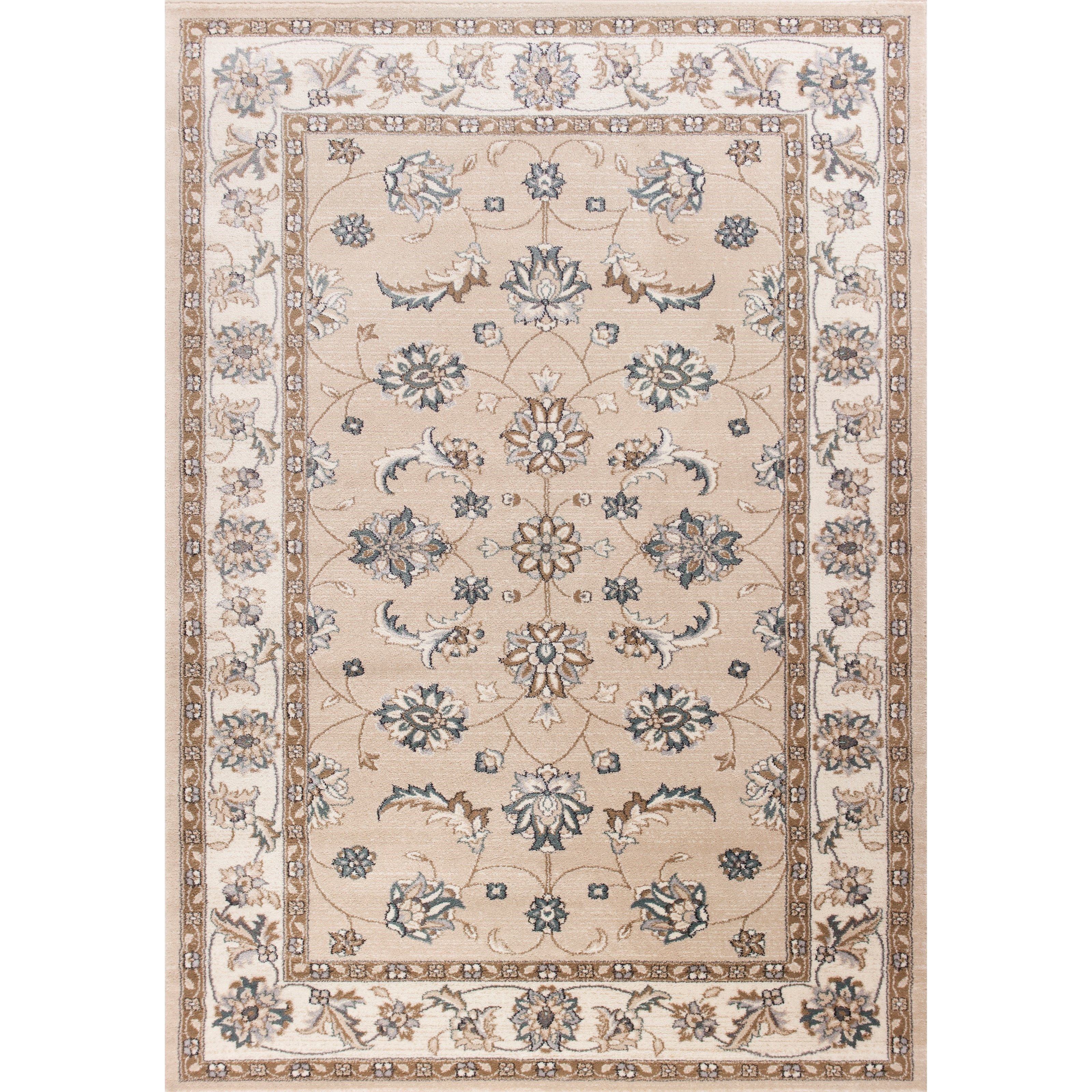 """Avalon 9'10"""" X 7'10"""" Area Rug by Kas at Zak's Home"""
