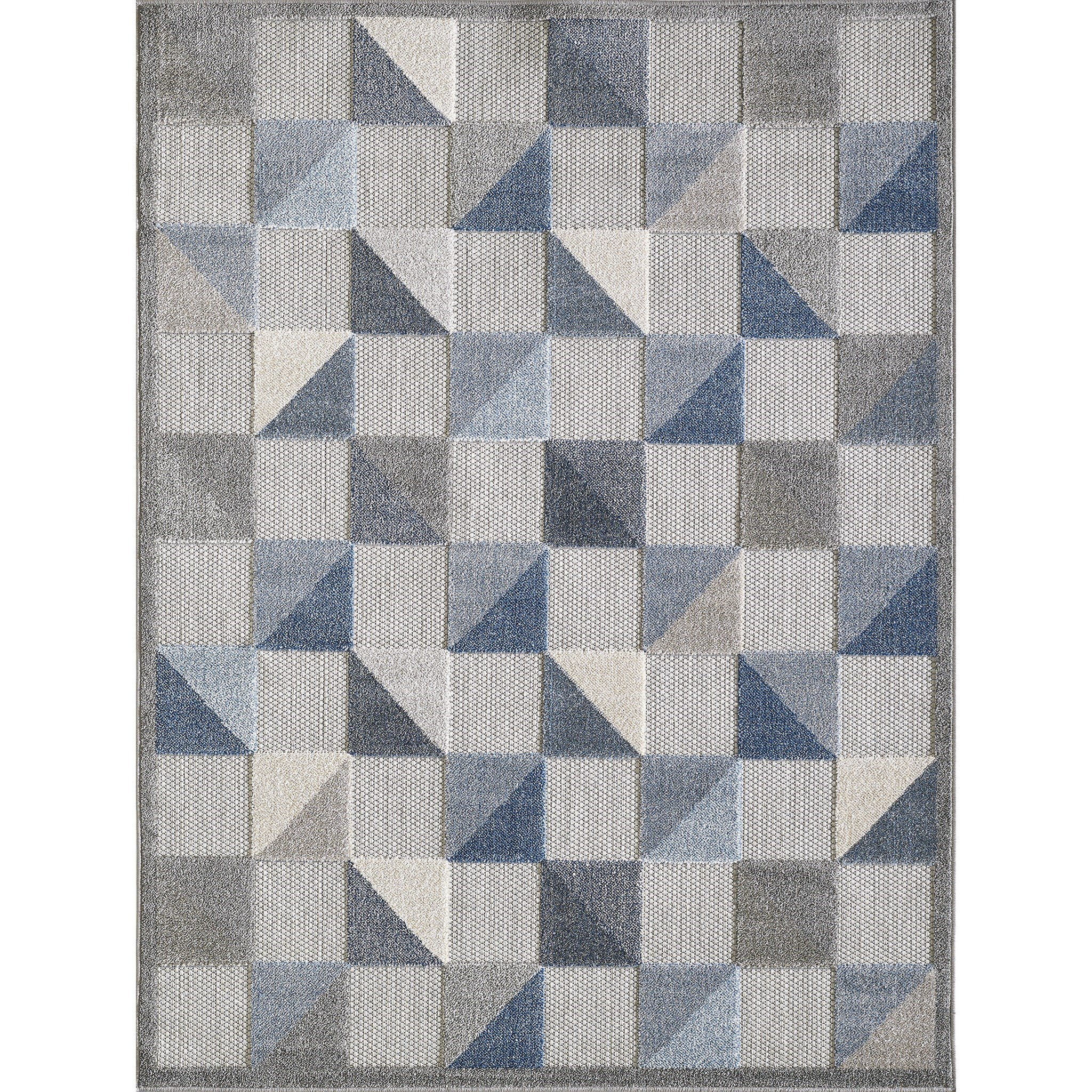 """Calla Scope 5' 3"""" x 7' Rug by Kas at Zak's Home"""