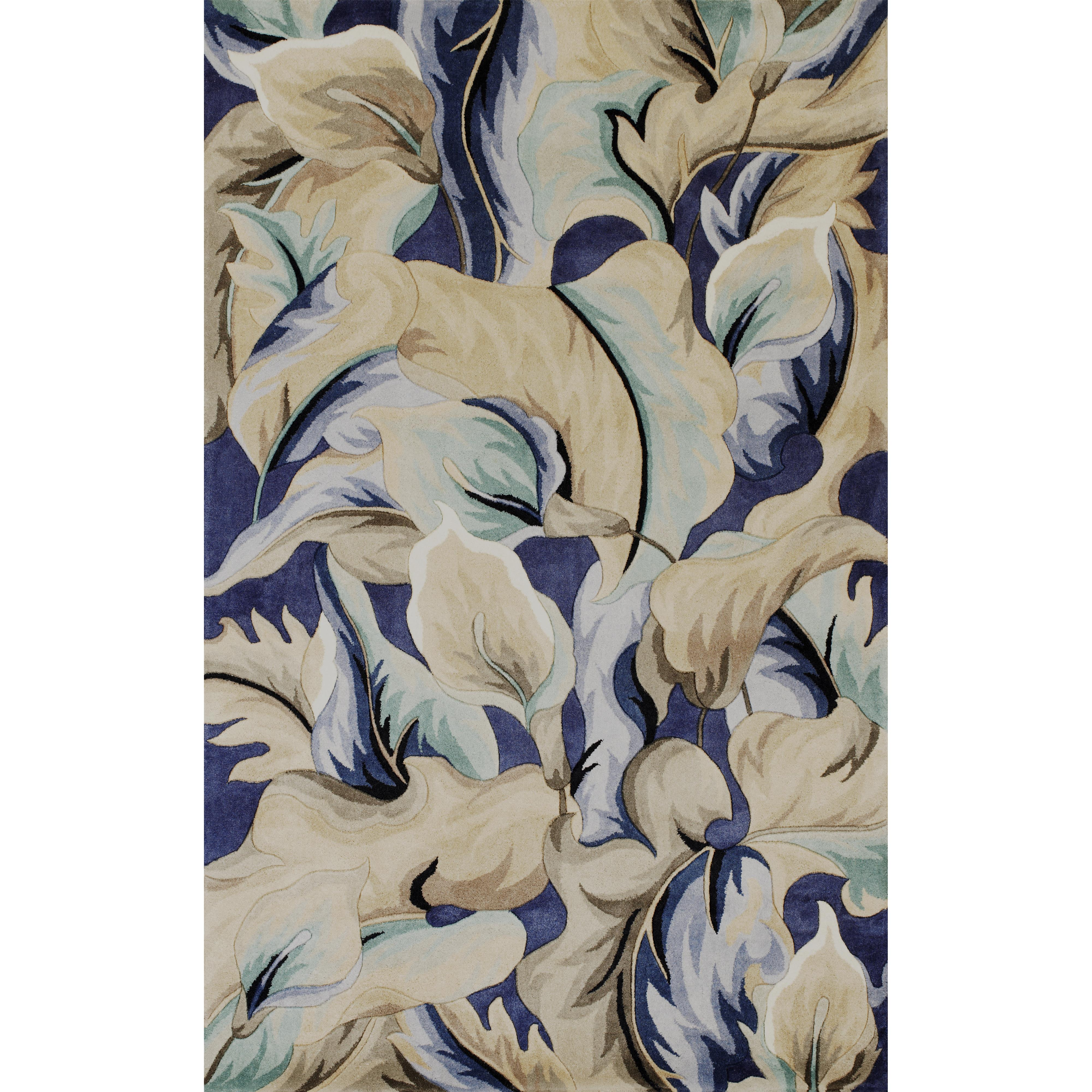 "Catalina 3'3"" x 5'3"" Rug by Kas at Wilson's Furniture"