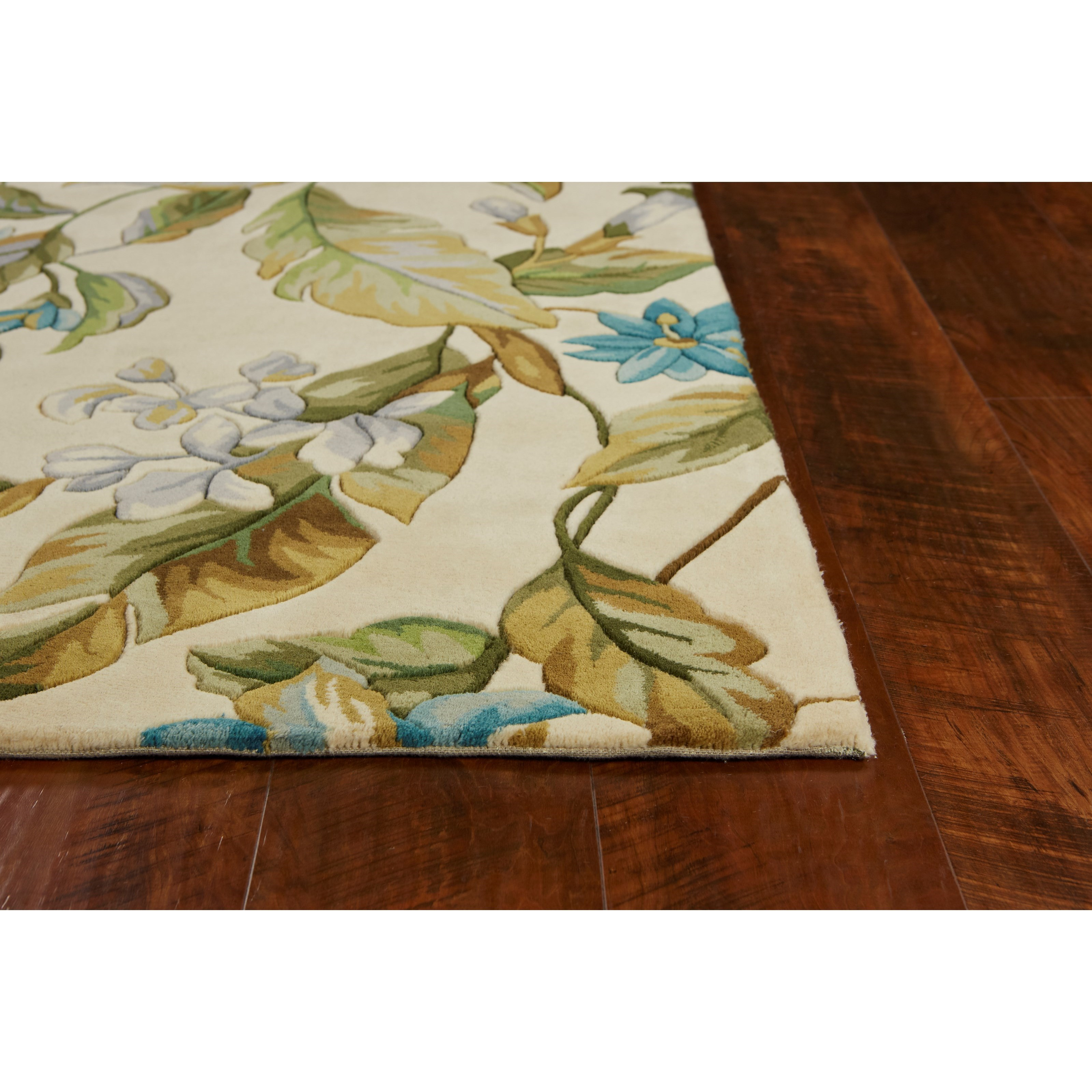 """Catalina 4'2"""" X 2'6"""" Area Rug by Kas at Zak's Home"""