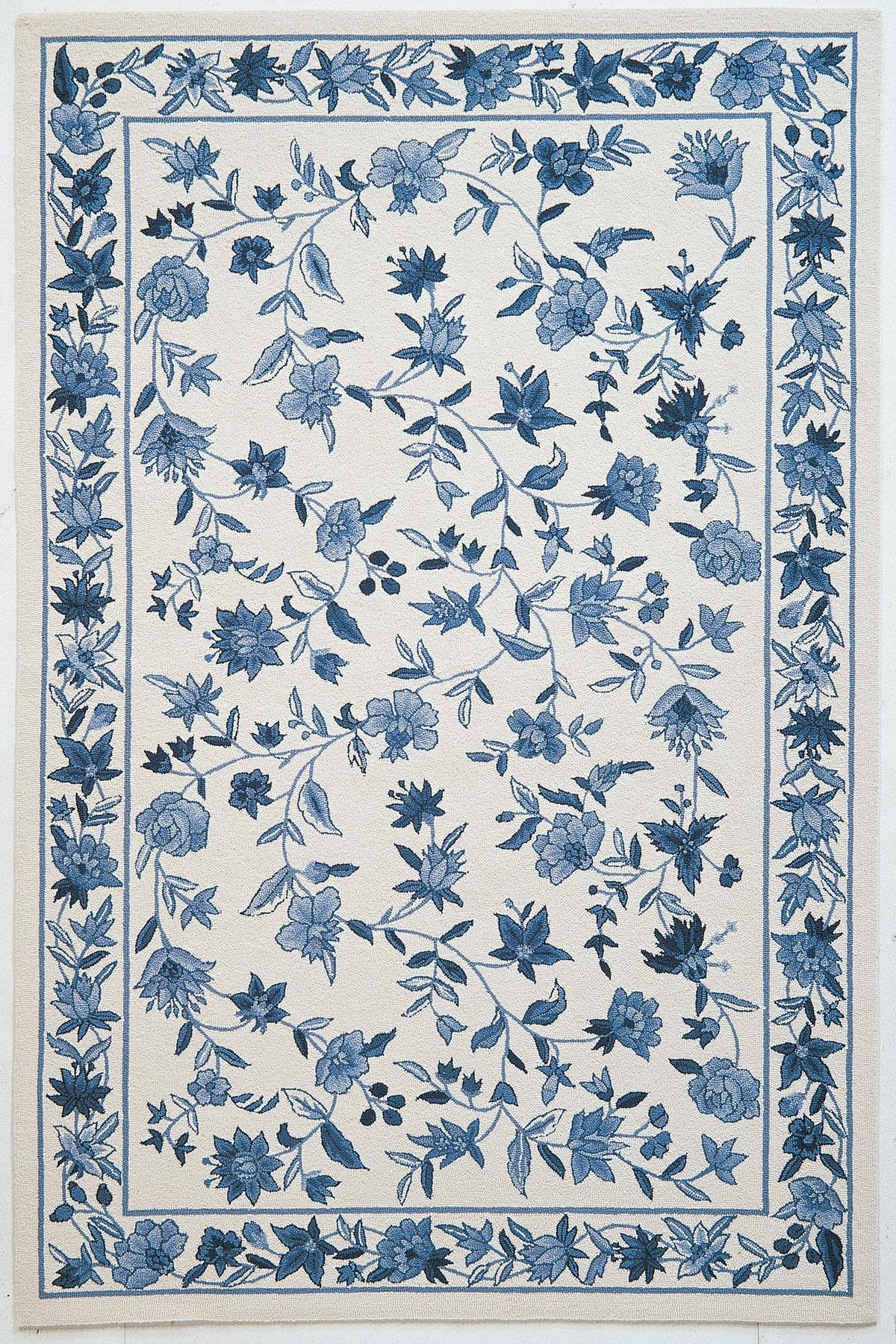 """Colonial 8' x 10'6"""" Rug by Kas at Zak's Home"""