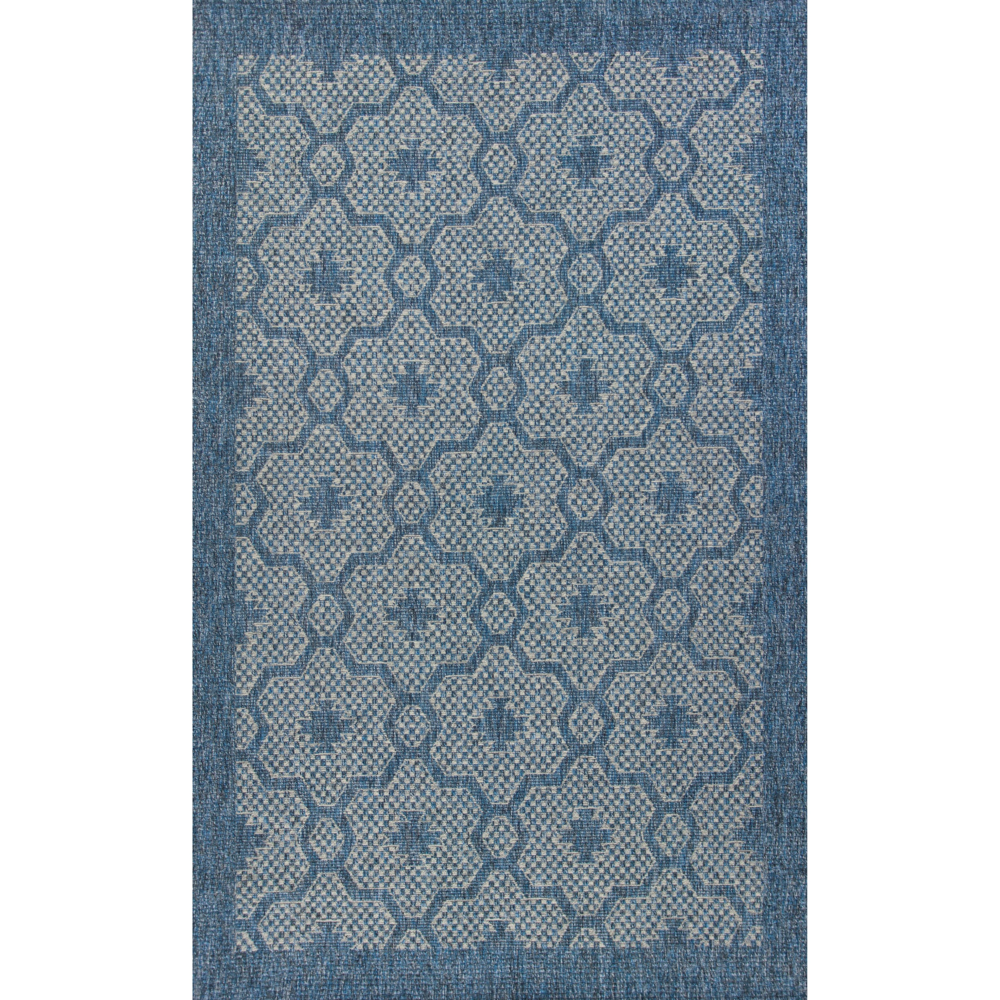 "Farmhouse 7'7"" X 5' Area Rug by Kas at Zak's Home"