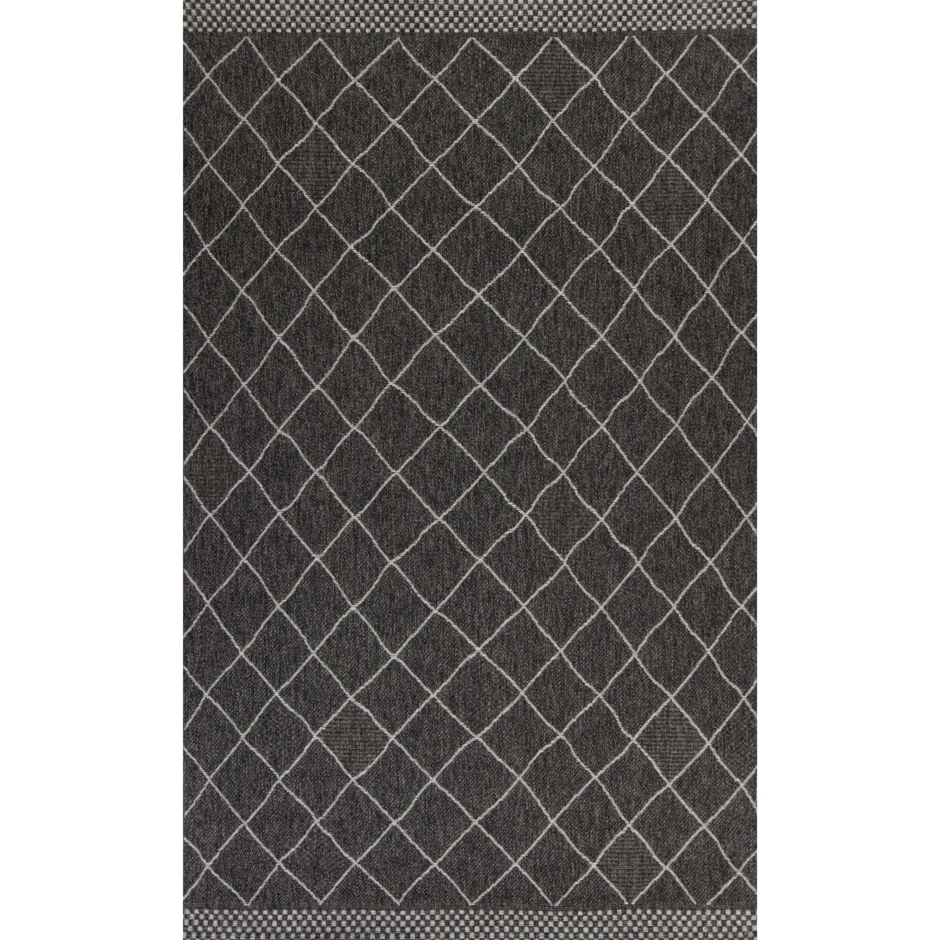 """Farmhouse 7'7"""" X 5' Area Rug by Kas at Wilson's Furniture"""