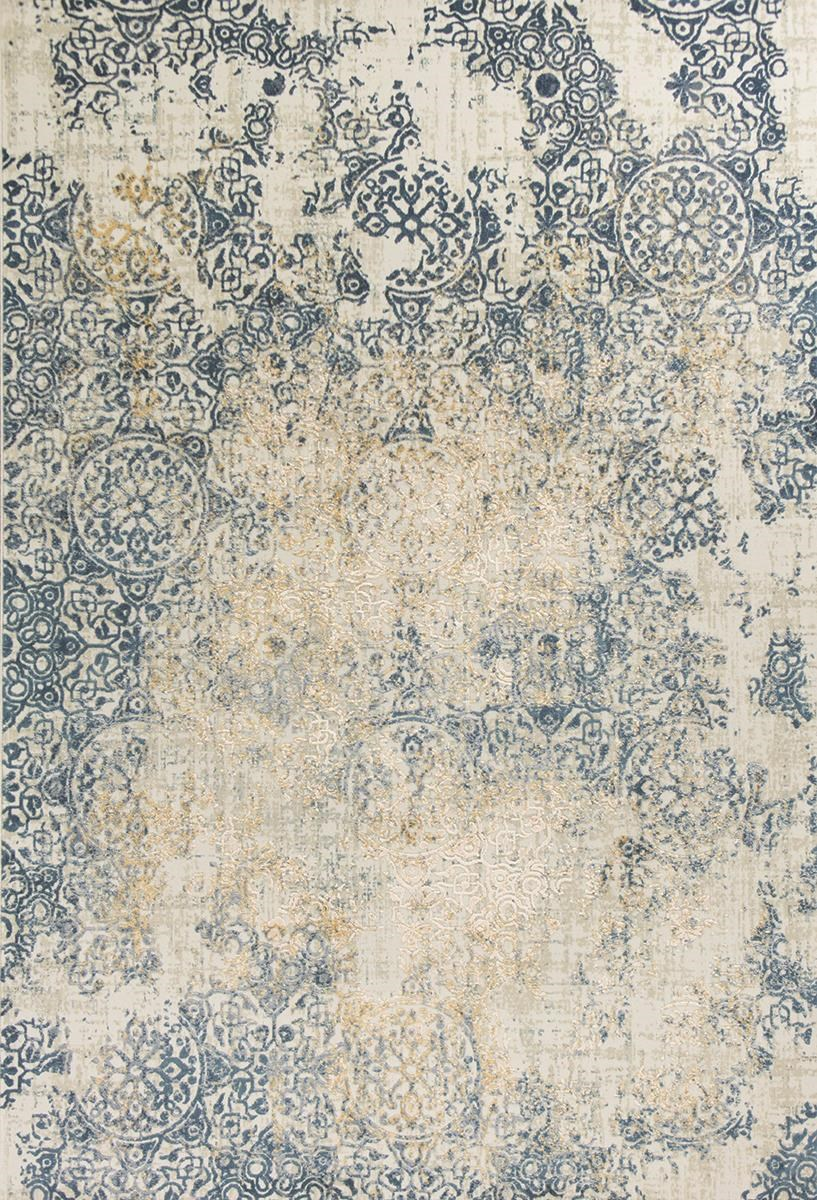 """GENERATIONS 5'3"""" X 7' 7"""" Area Rug by Kas at Darvin Furniture"""