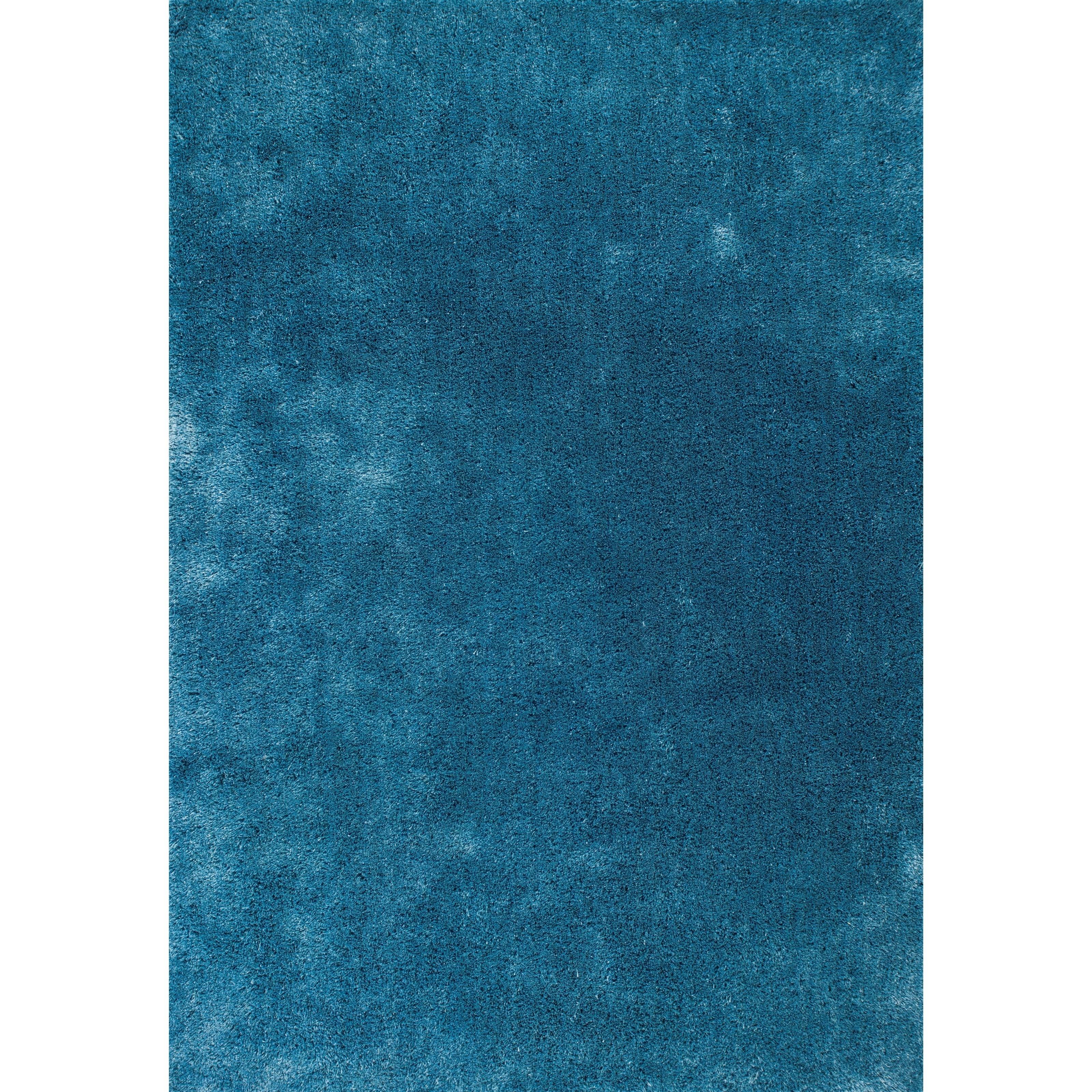 "Key West 3'3"" X 5'3"" Laguna Blue Area Rug by Kas at Zak's Home"