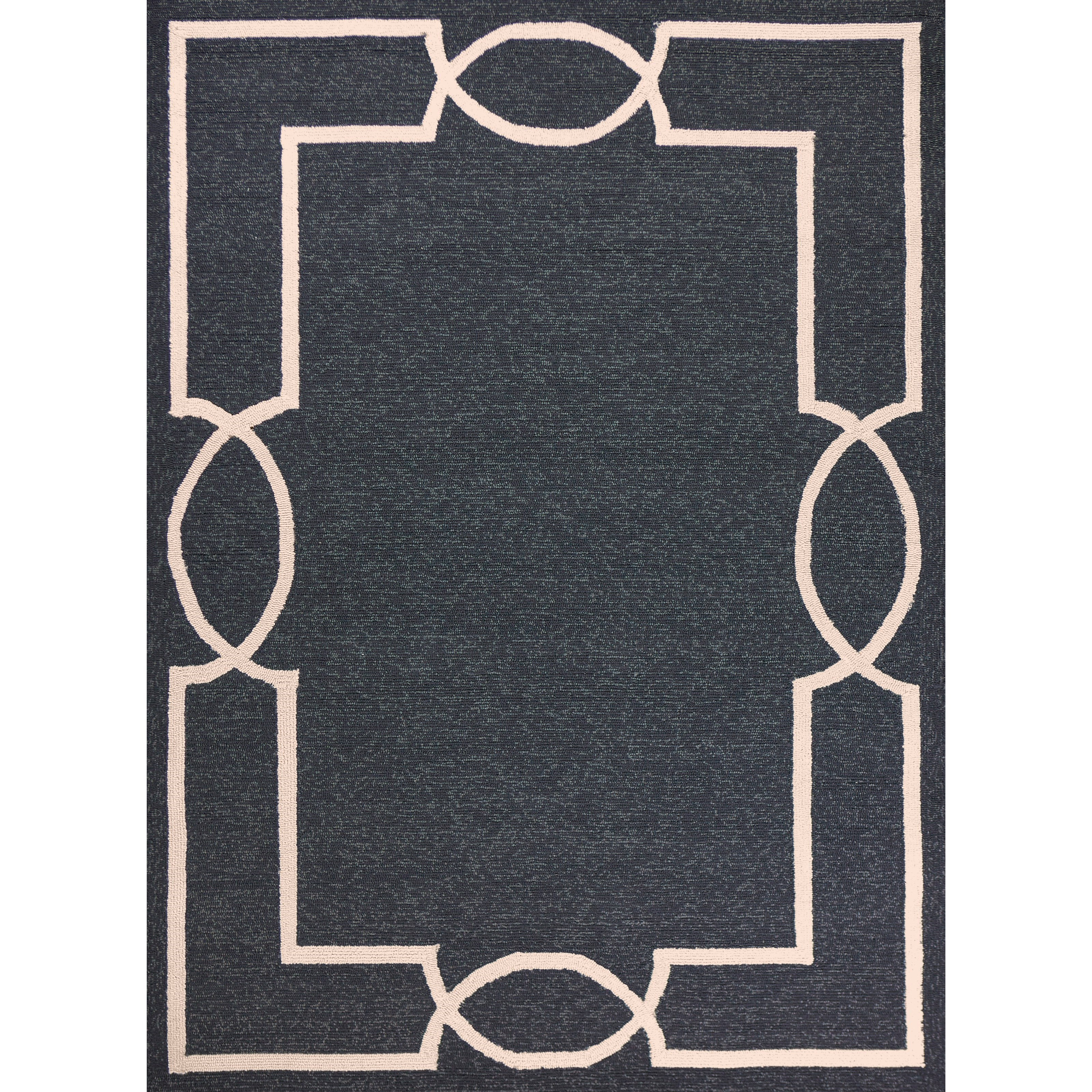 Libby Langdon Hamptons 5' X 3' Area Rug by Kas at Darvin Furniture