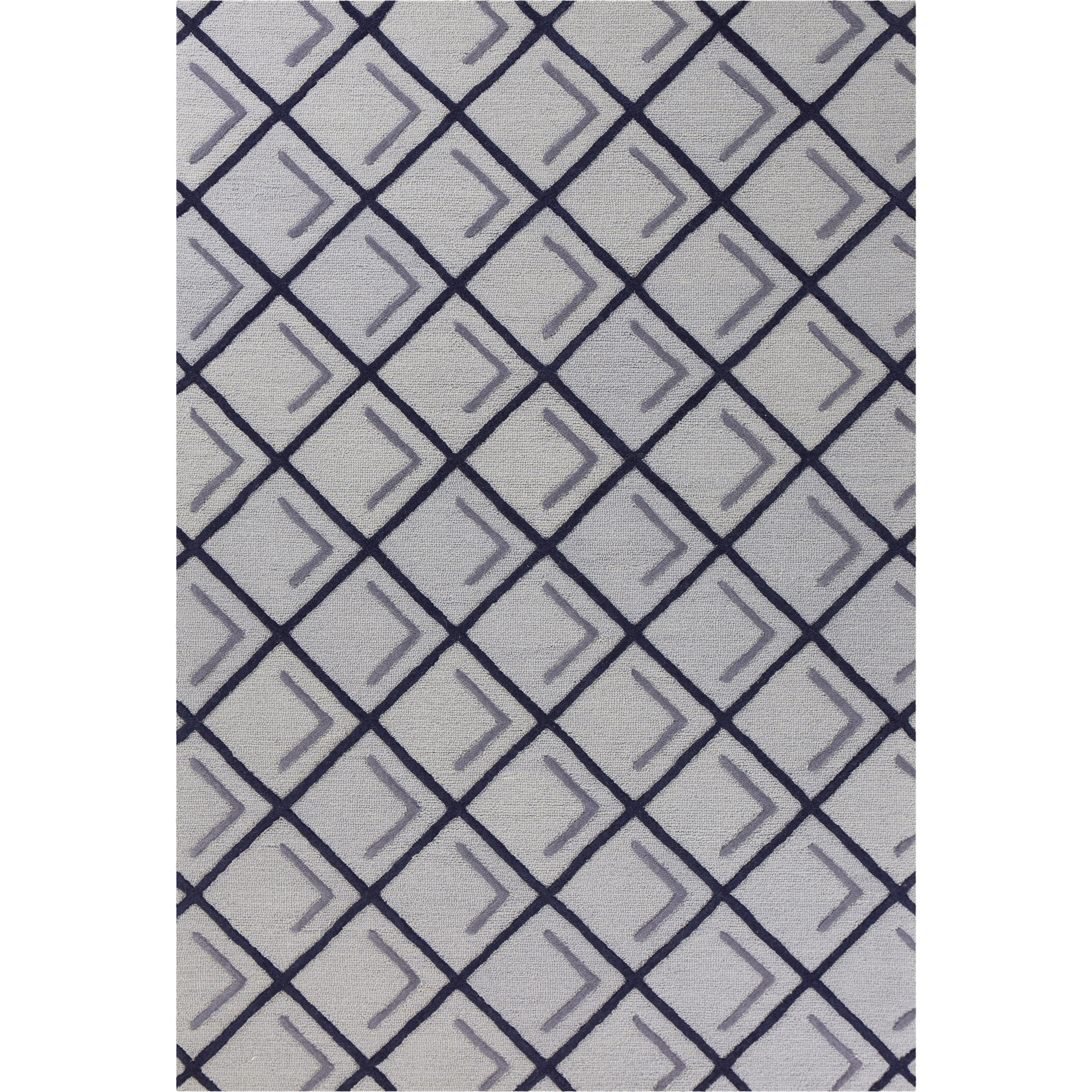 Libby Langdon Soho 7' X 5' Area Rug by Kas at Wilson's Furniture