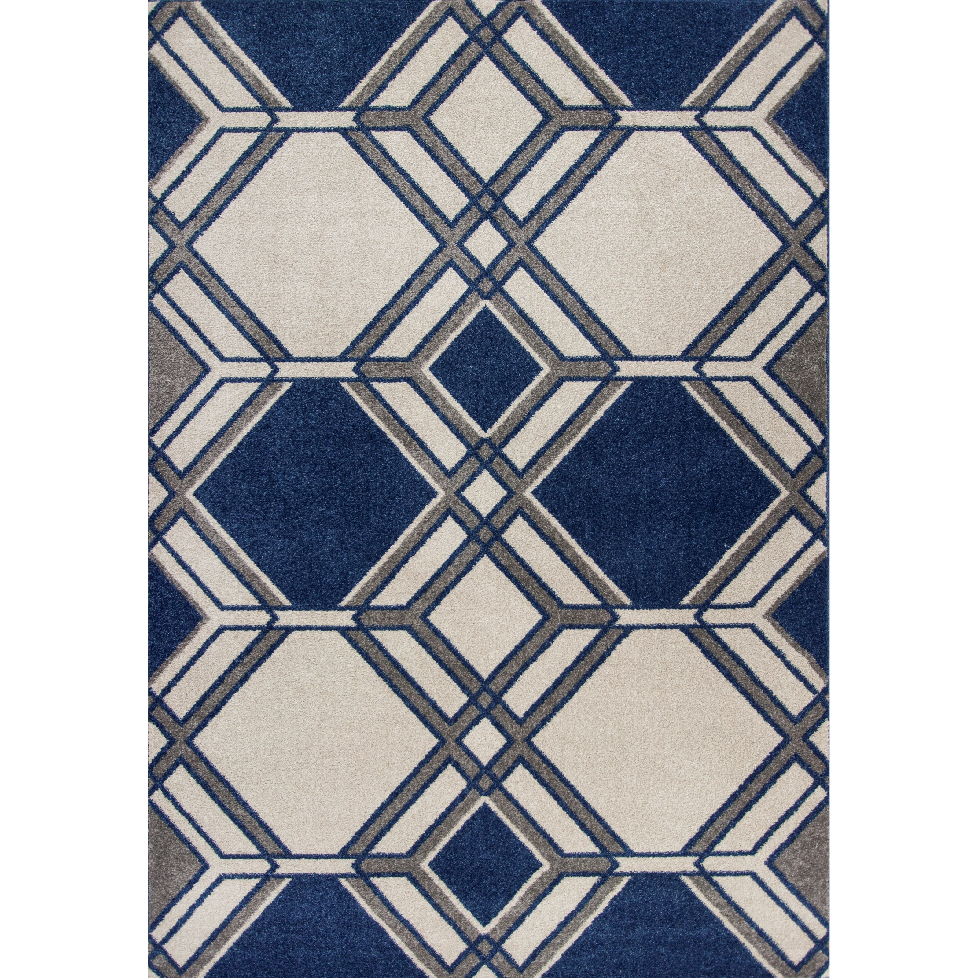"""Lucia 7'7"""" X 5'3"""" Area Rug by Kas at Zak's Home"""