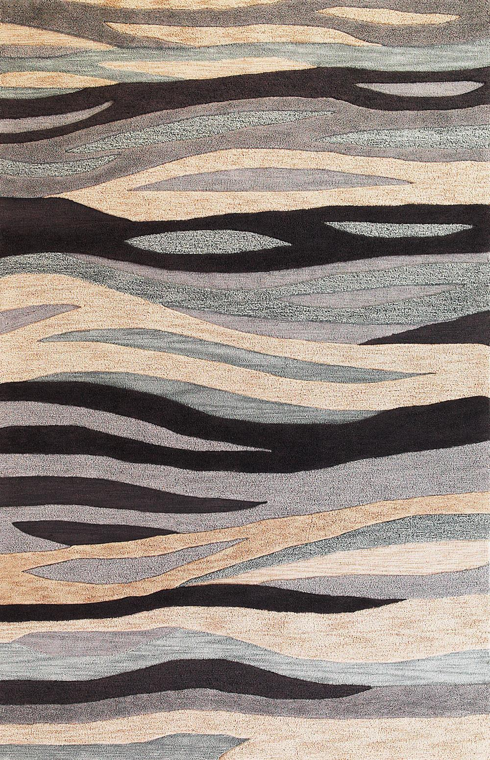 """Milan 3'3"""" x 5'3"""" Rug by Kas at Zak's Home"""