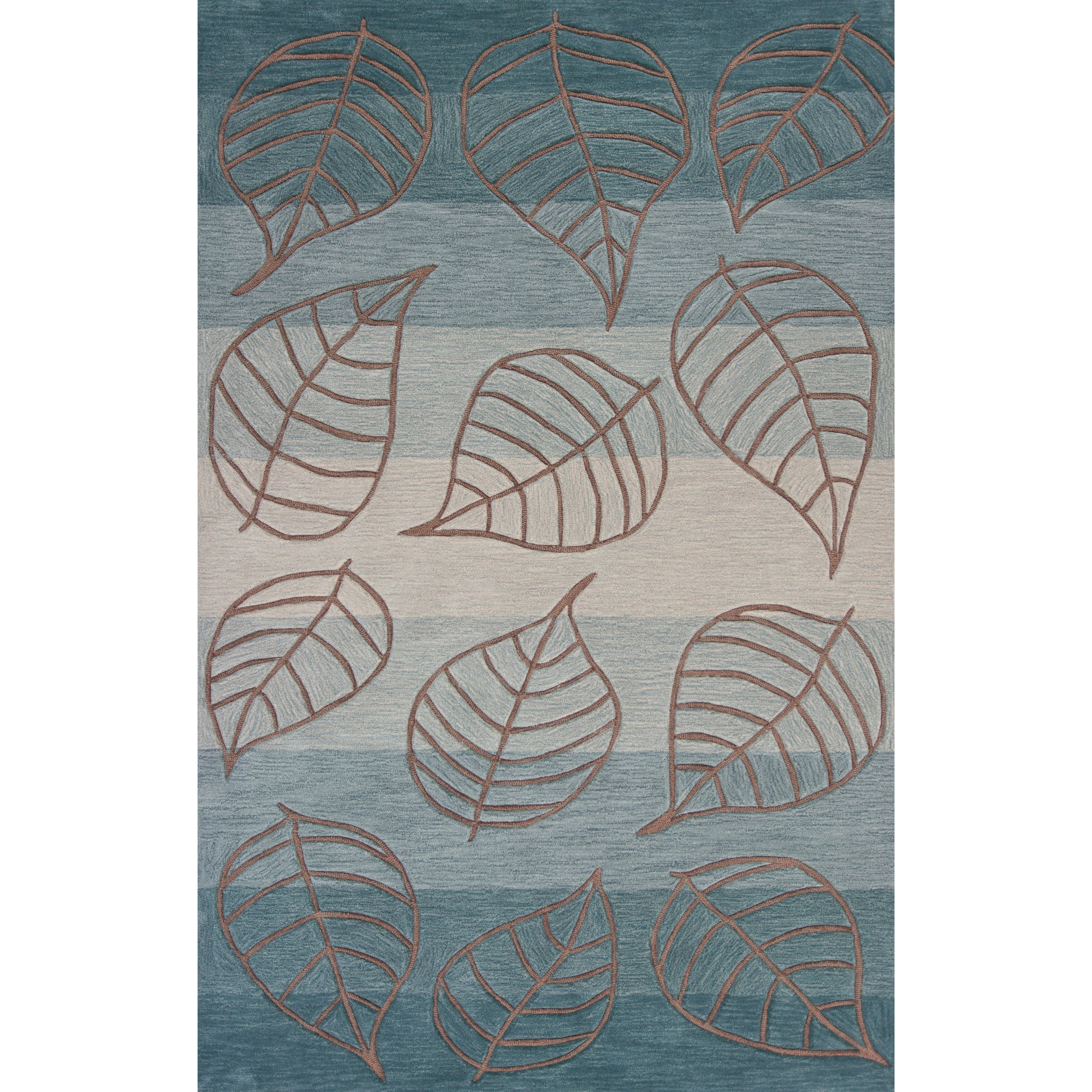 """Milan 7'6"""" X 5' Area Rug by Kas at Zak's Home"""