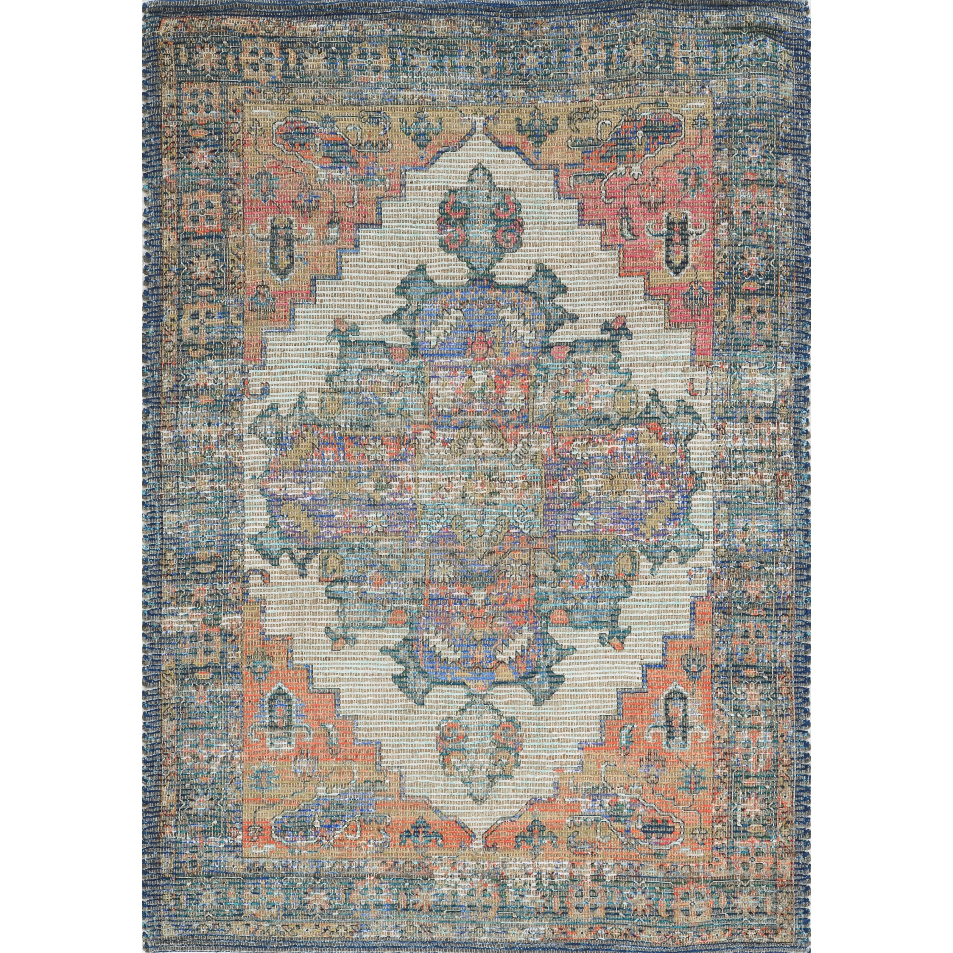 """Morris 27"""" x 45"""" Multi Pendant Rug by Kas at Zak's Home"""