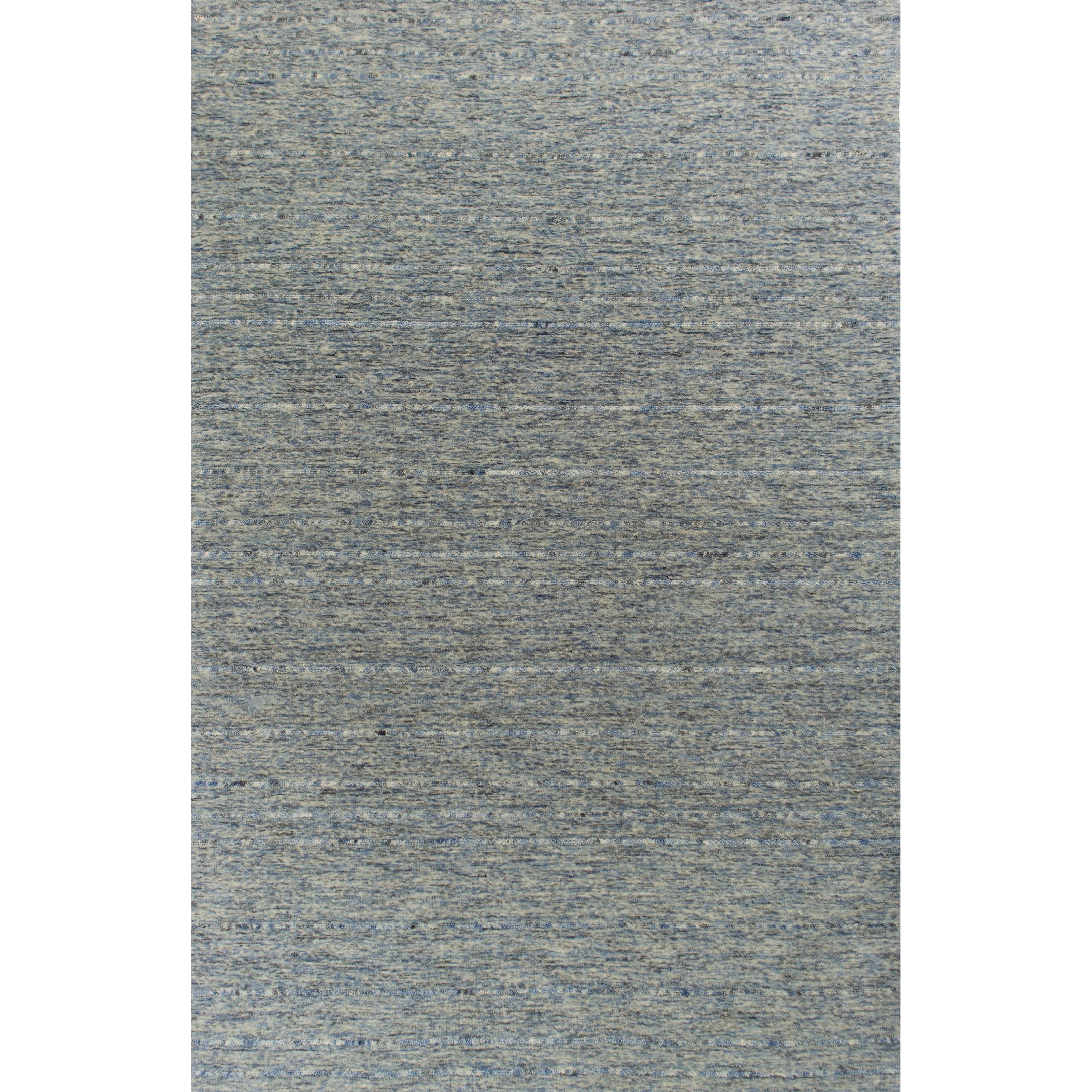 Parker 5' x 7' Denim Elements Rug by Kas at Wilson's Furniture