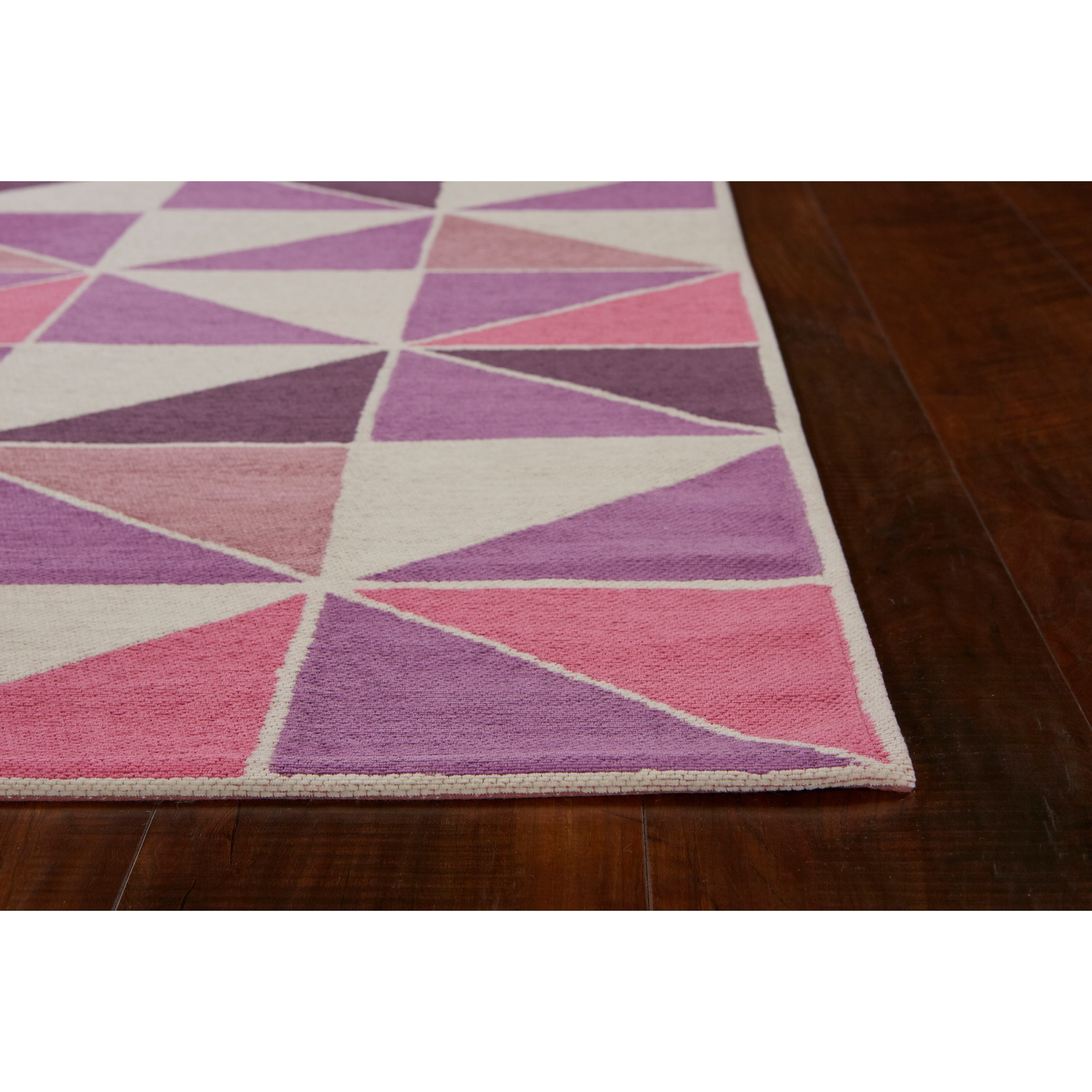 """Retreat 3'9"""" X 2'2"""" Area Rug by Kas at Zak's Home"""