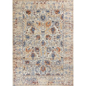 "7'7"" X 5'3"" Beige Chester Area Rug"