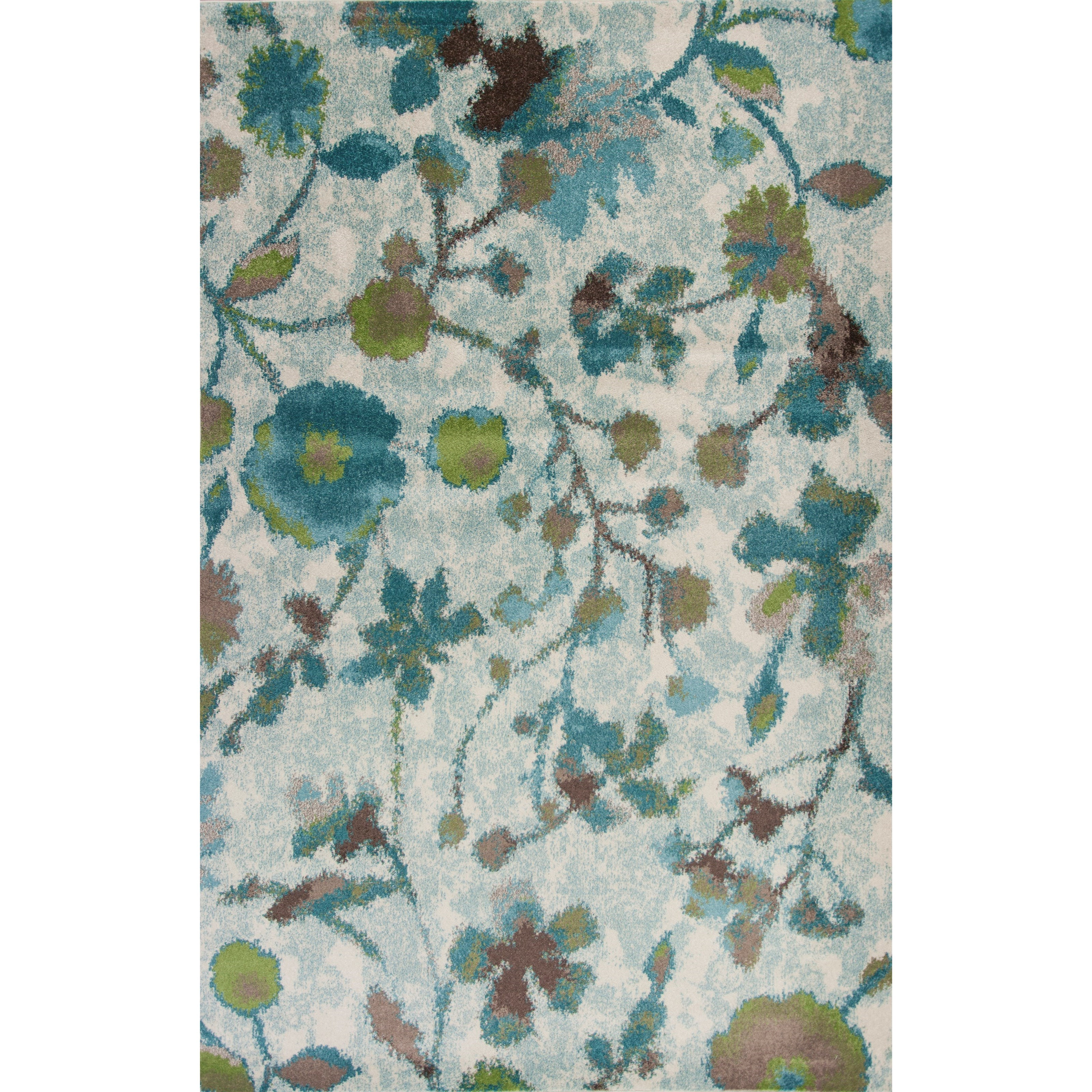 "Stella 7'7"" X 5'3"" Area Rug by Kas at Wilson's Furniture"