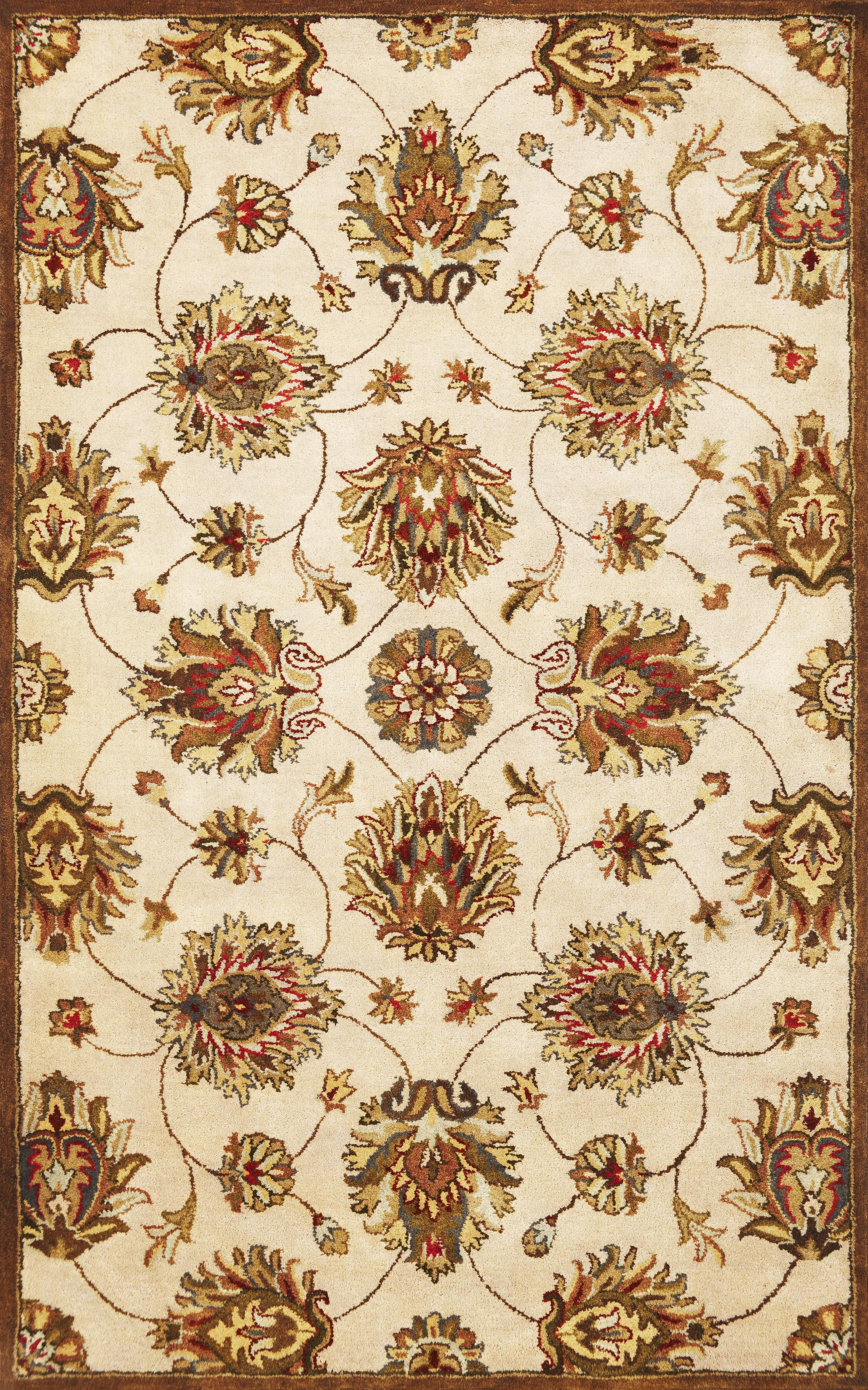Syriana 5' x 8' Rug by Kas at Zak's Home