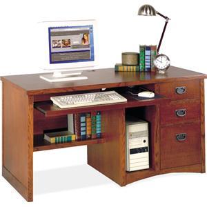 kathy ireland Home by Martin California Bungalow Deluxe Computer Desk