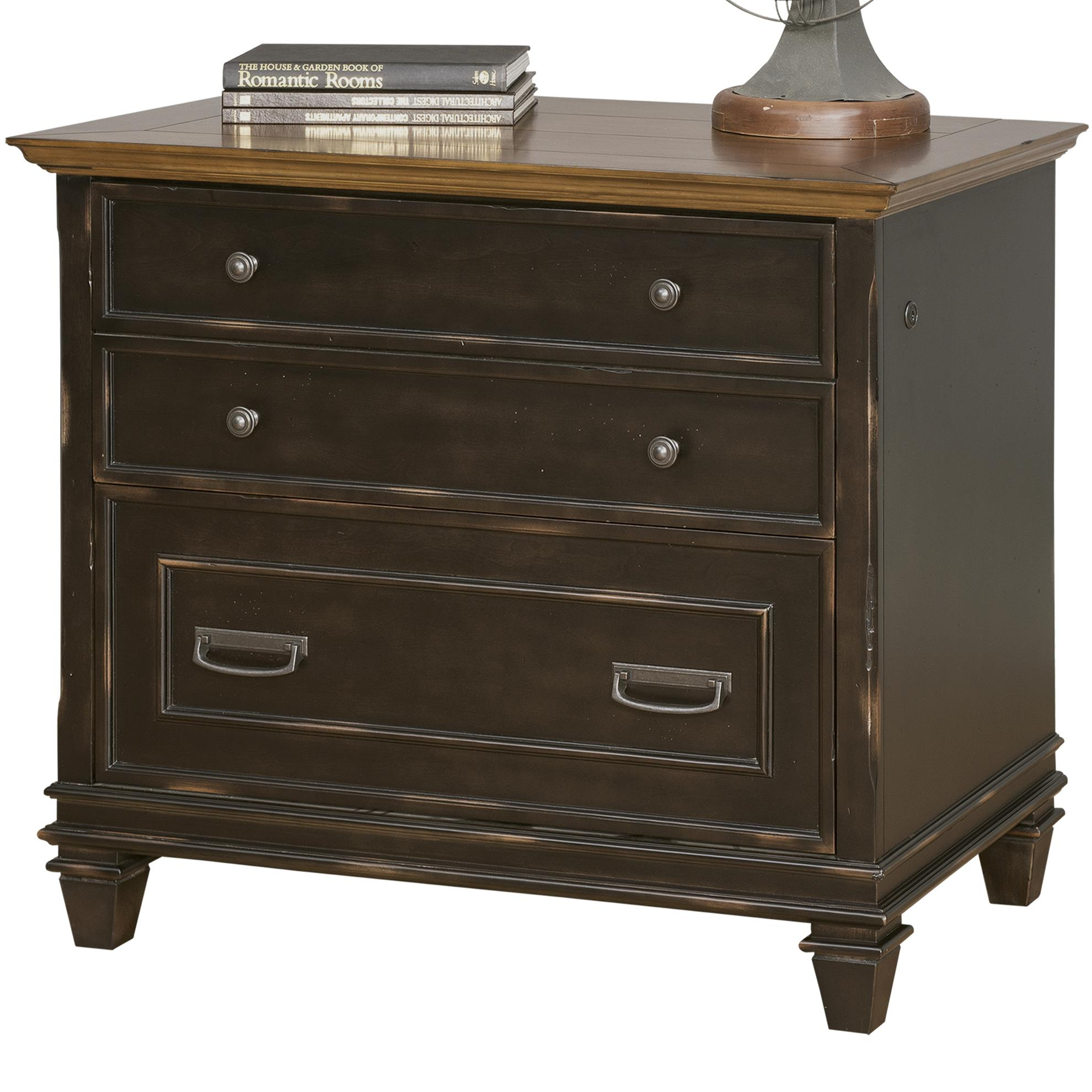 Hartford Lateral File by kathy ireland Home by Martin at Johnny Janosik