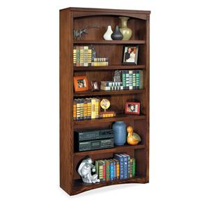 kathy ireland Home by Martin Mission Pasadena Open Bookcase