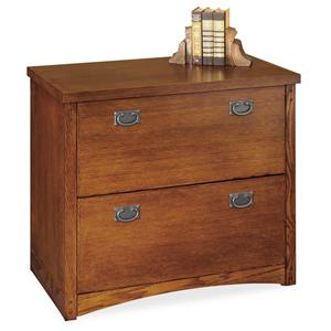kathy ireland Home by Martin Mission Pasadena 2-Drawer Lateral File