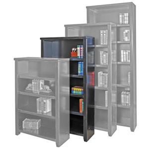 """kathy ireland Home by Martin Tribeca Loft 60"""" Bookcase"""