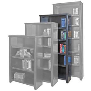 """kathy ireland Home by Martin Tribeca Loft 70"""" Bookcase"""
