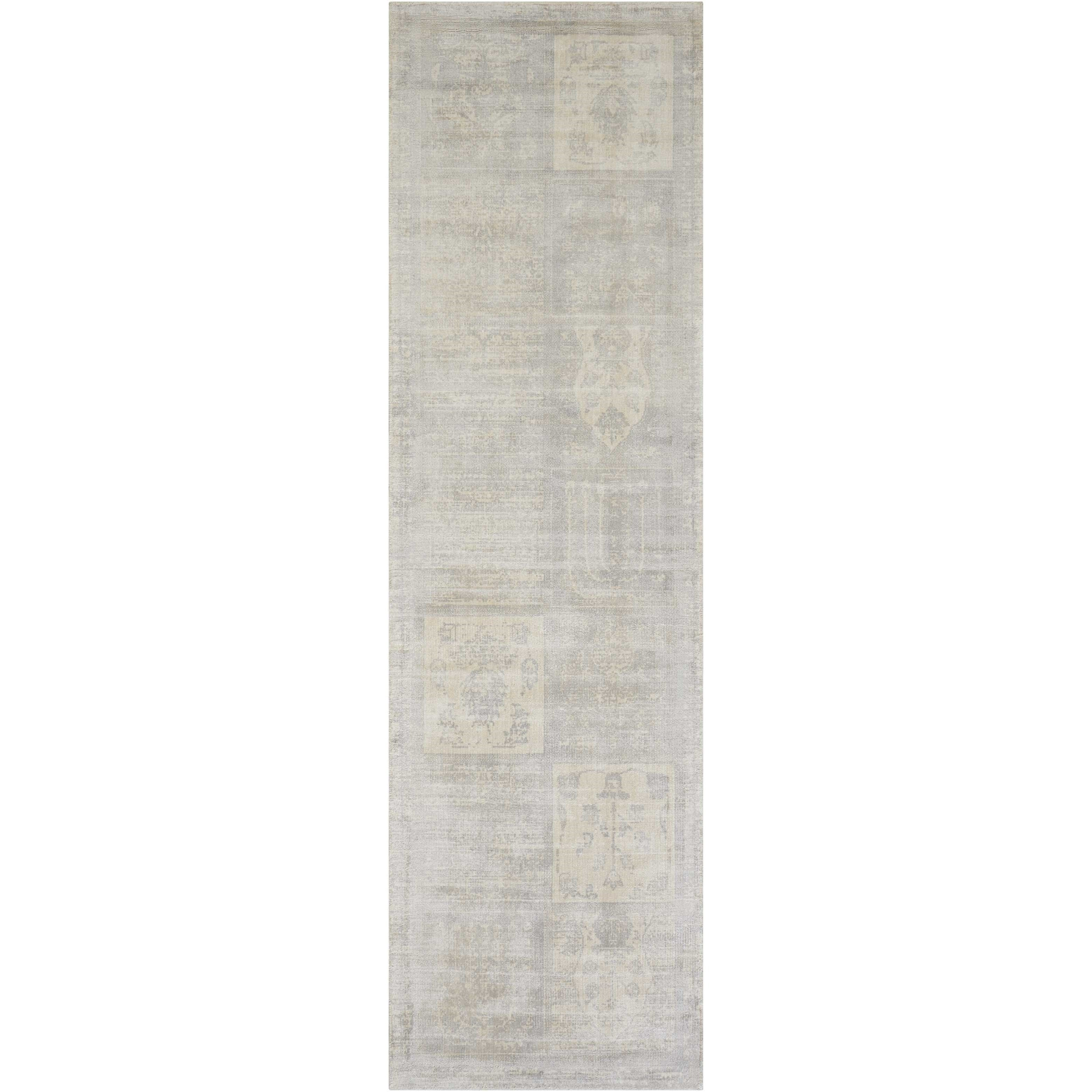"""Desert Skies 2'3"""" x 8' Rug by kathy ireland Home by Nourison at Home Collections Furniture"""