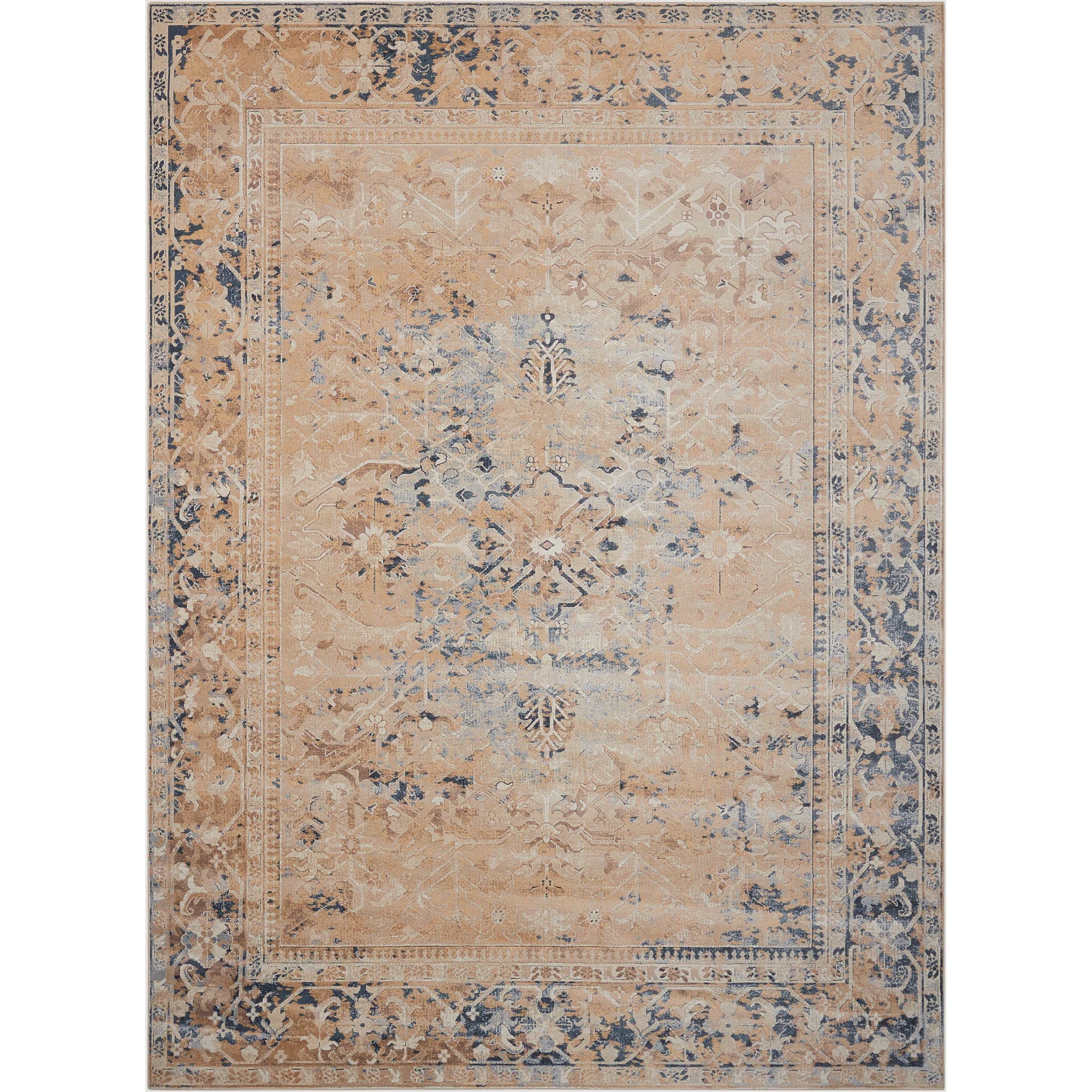 Malta 9' x 12' Rug by kathy ireland Home by Nourison at Home Collections Furniture