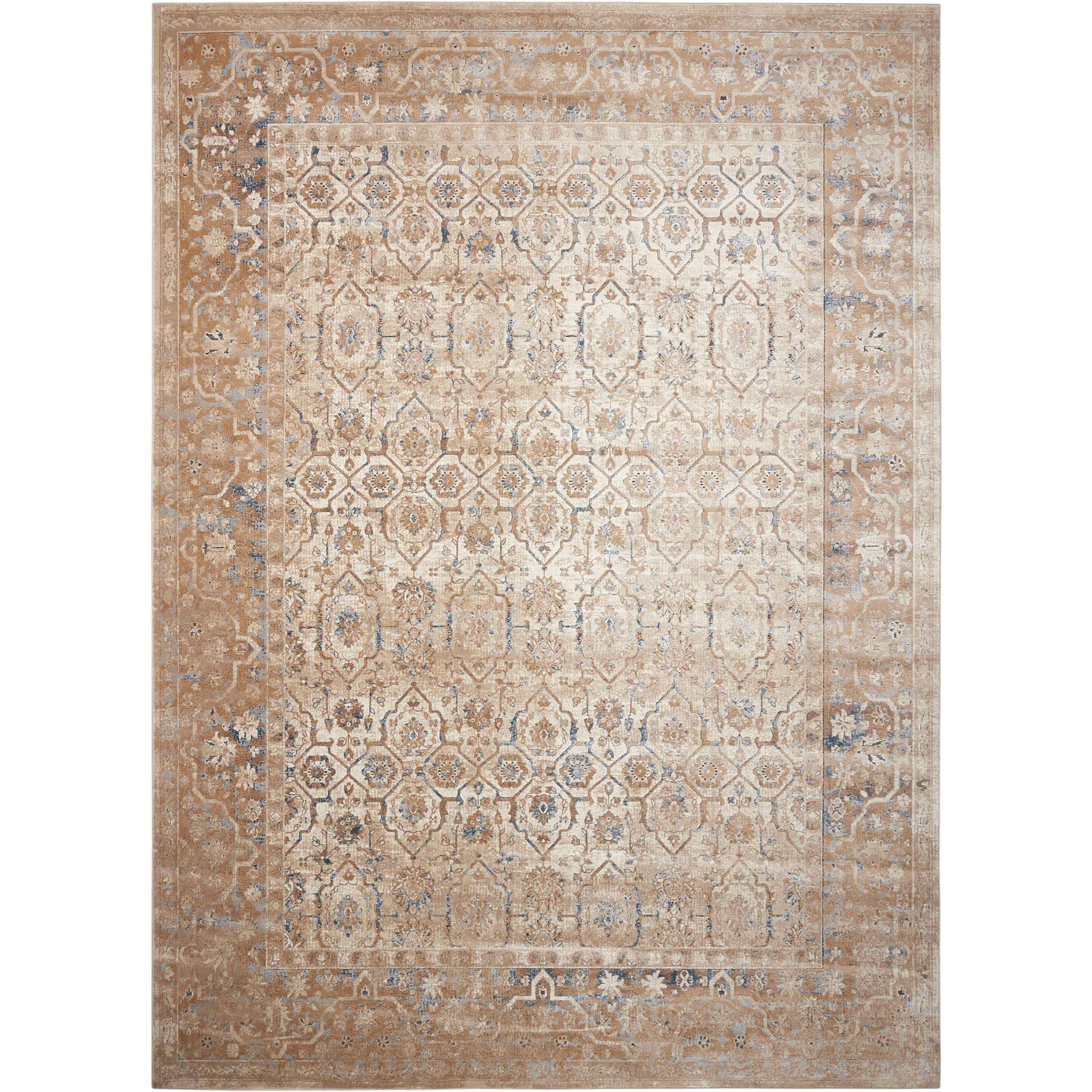 "Malta 7'10"" x 10'10"" Rug by kathy ireland Home by Nourison at Home Collections Furniture"
