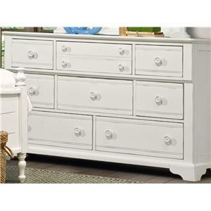 Vaughan Furniture Cottage Grove Dresser
