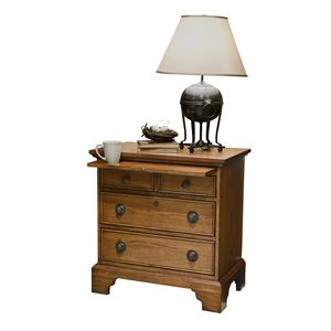 Vaughan Furniture Georgetown 3 Drawer Nightstand