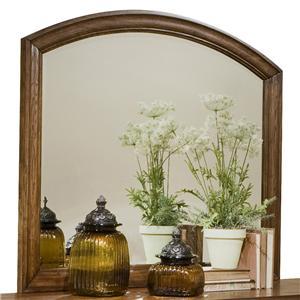 Vaughan Furniture Georgetown Landscape Dresser Mirror