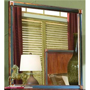 Vaughan Furniture Rustic Lodge Mirror