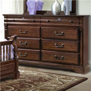 Vaughan Furniture Washington Manor Dresser