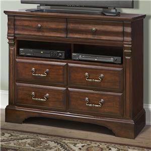 Vaughan Furniture Washington Manor Media Chest