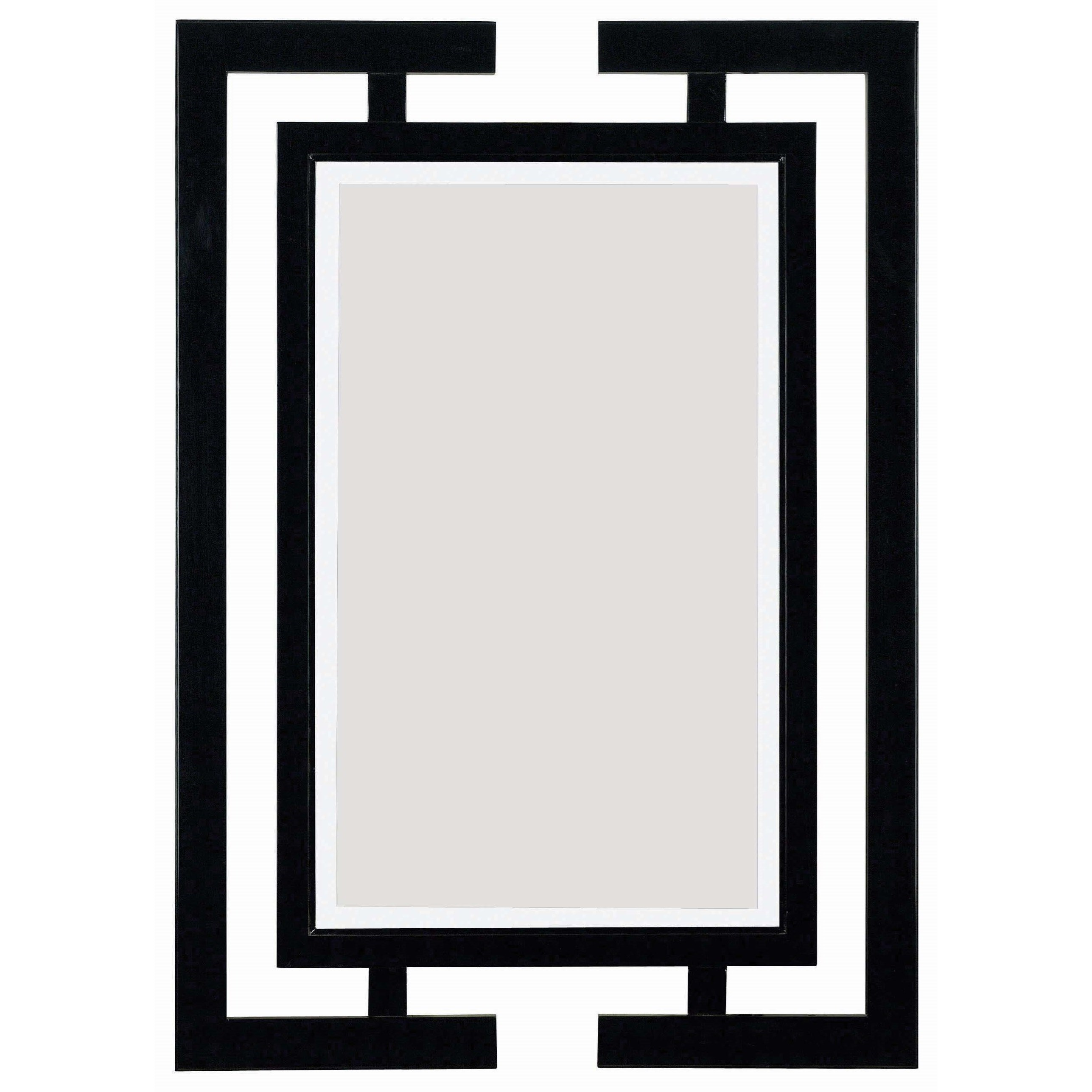Accents Shinto Wall Mirror by Kenroy Home at Simply Home by Lindy's