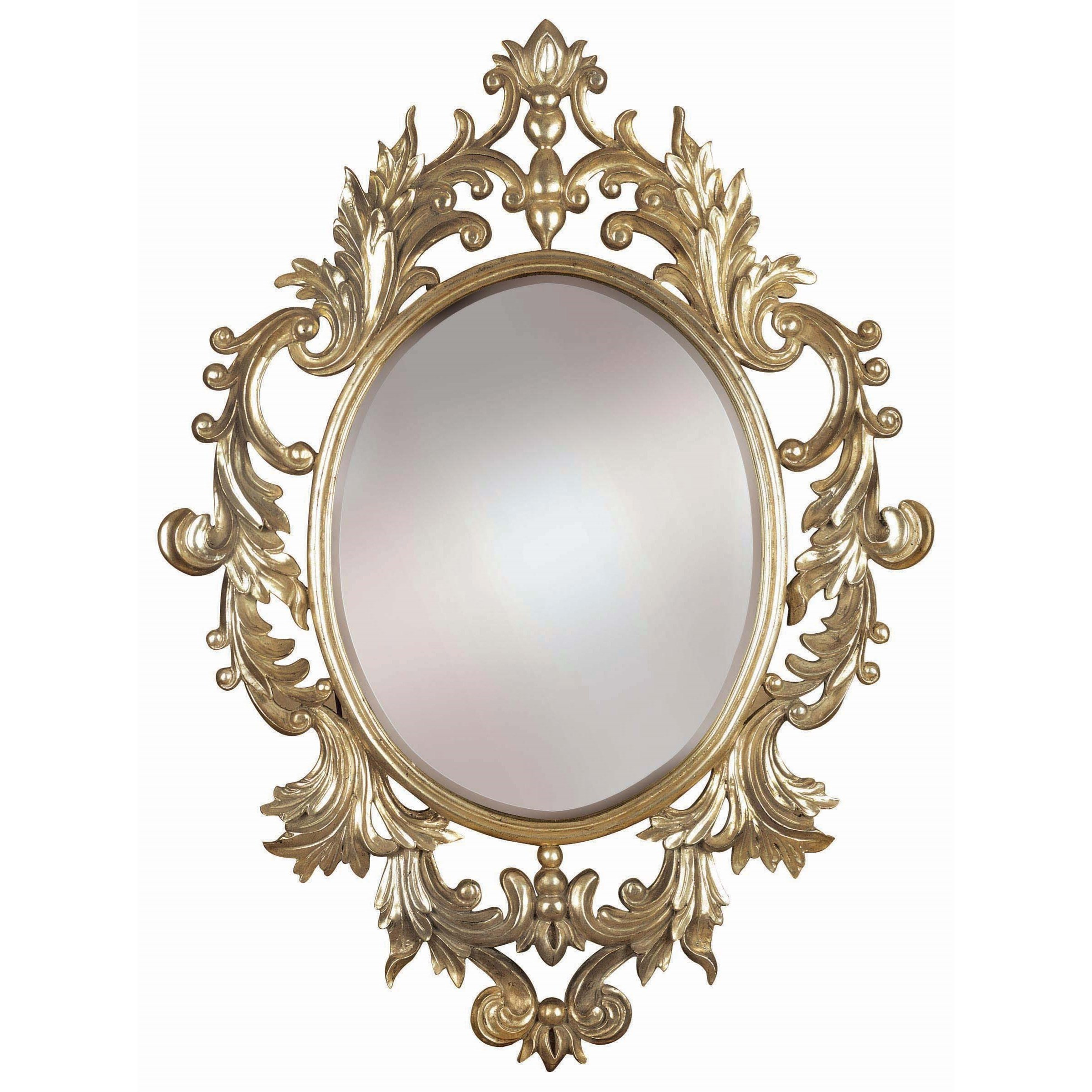 Accents Louis Wall Mirror by Kenroy Home at Simply Home by Lindy's