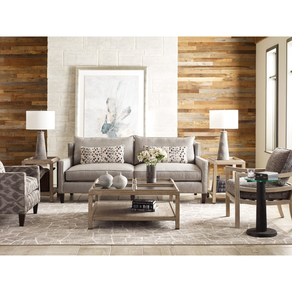 Alta Living Room Group 1 by Kincaid Furniture at Powell's Furniture and Mattress