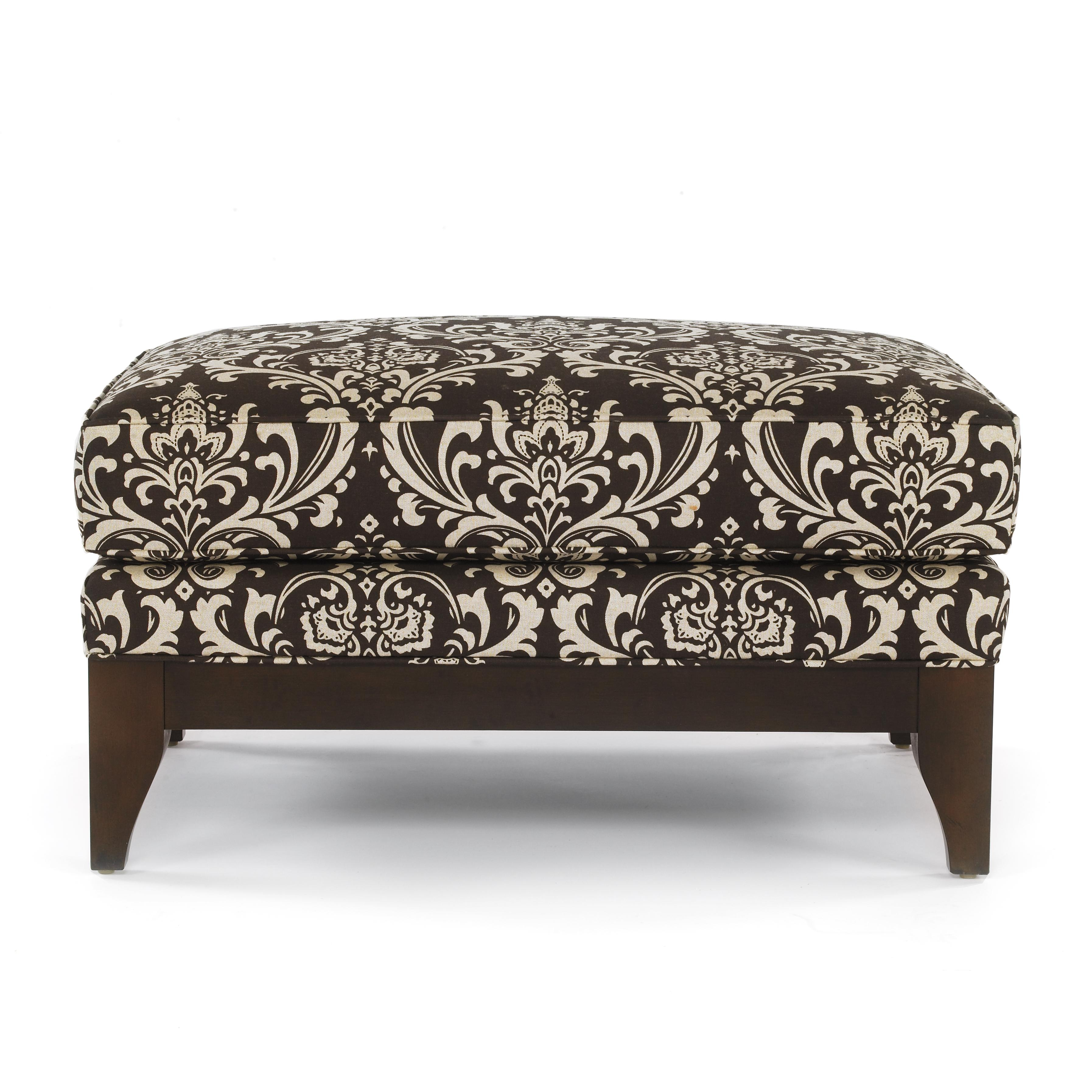 Alston Ottoman by Kincaid Furniture at Stuckey Furniture